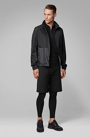 男士休闲商务polo衫,  001_黑色