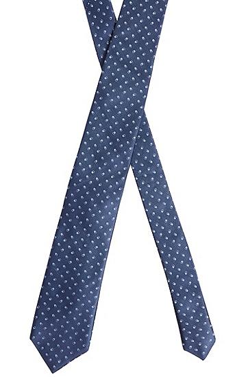 男商务休闲领带,  403_暗蓝色