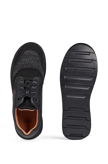男士休闲鞋,  001_黑色