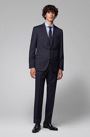 商务时尚纯棉长袖衬衫,  450_浅蓝色