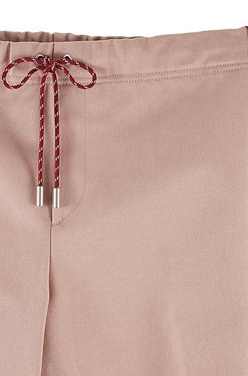 男士时尚休闲裤,  681_浅粉色