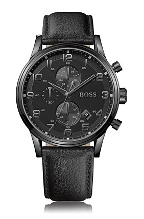 classic men 39 s watches and chronographs from hugo boss. Black Bedroom Furniture Sets. Home Design Ideas