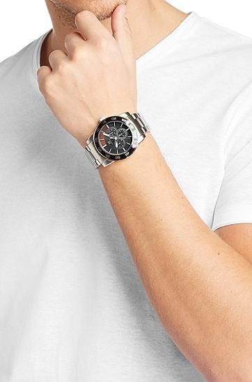 Armbanduhr ´HO303` mit Edelstahl-Armband, Assorted-Pre-Pack