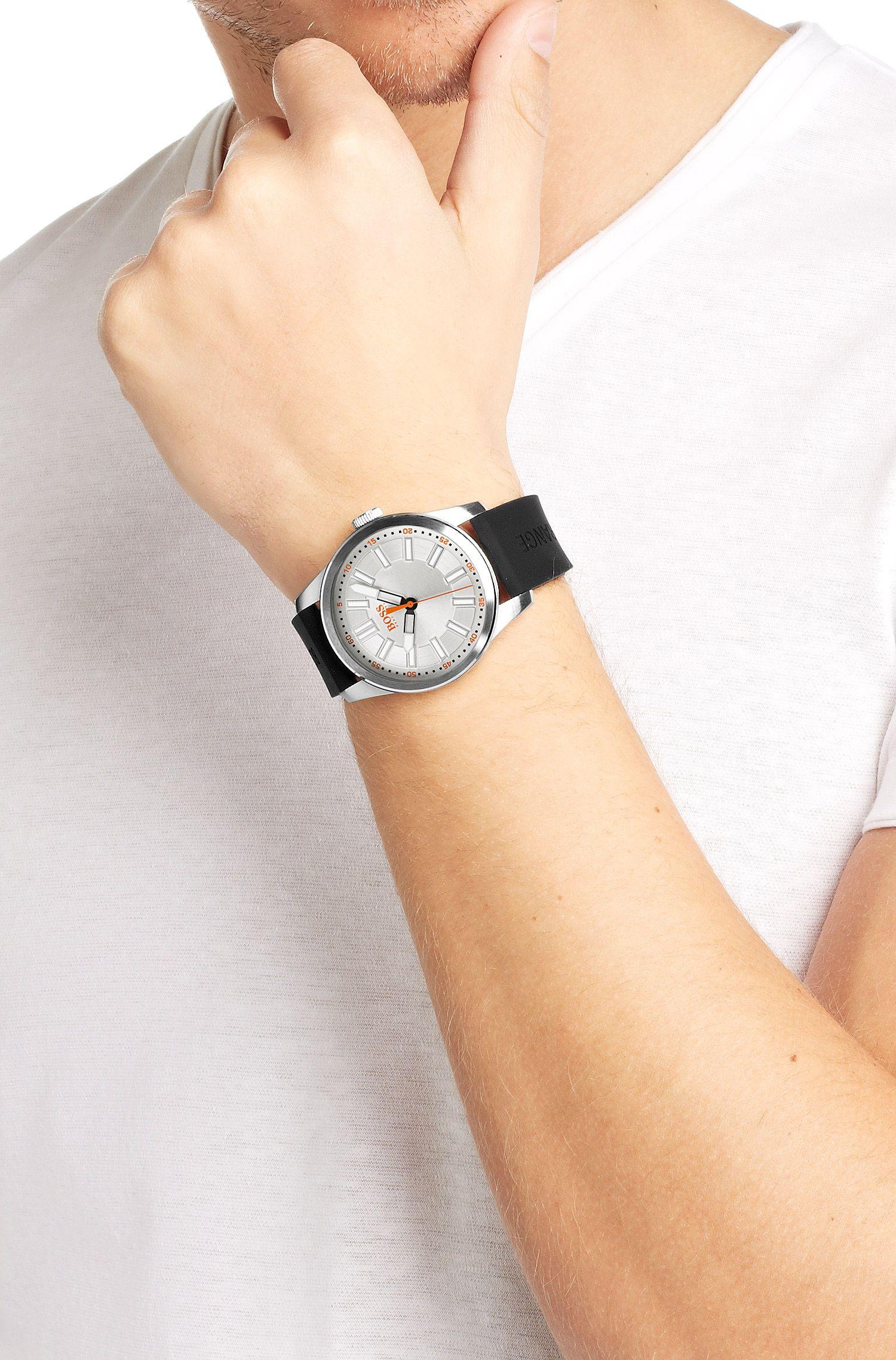 Montre-bracelet «HO7001» avec bracelet en silicone