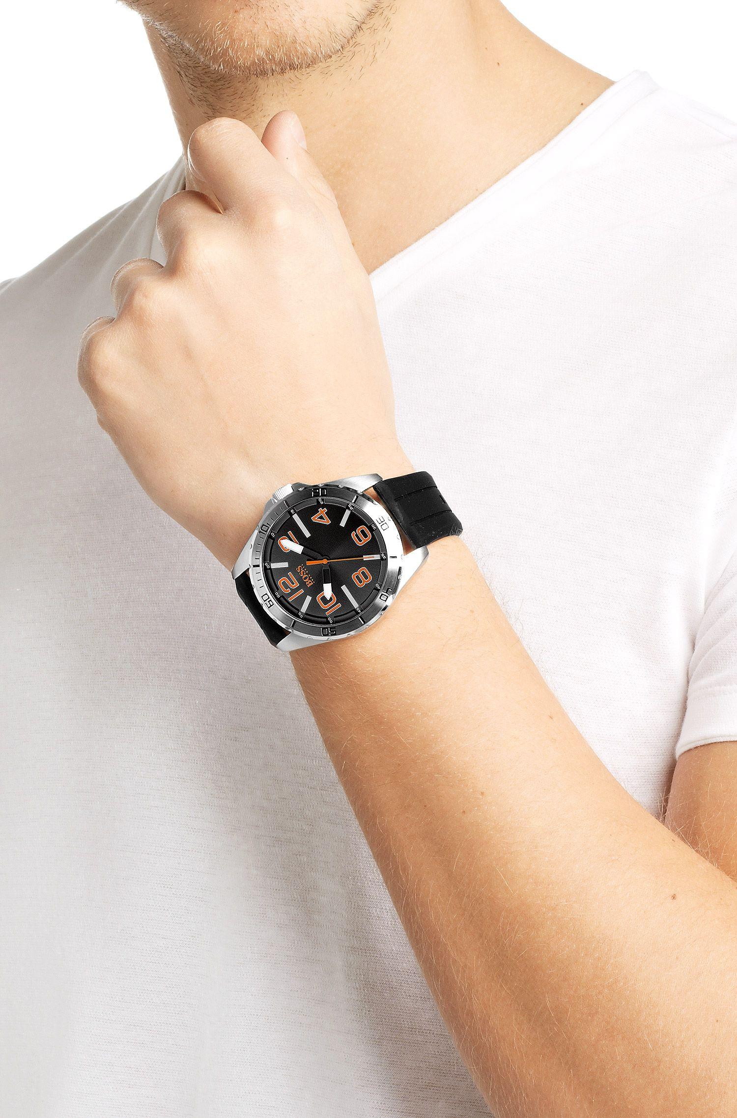 Armbanduhr ´HO7004` mit Edelstahlgehäuse