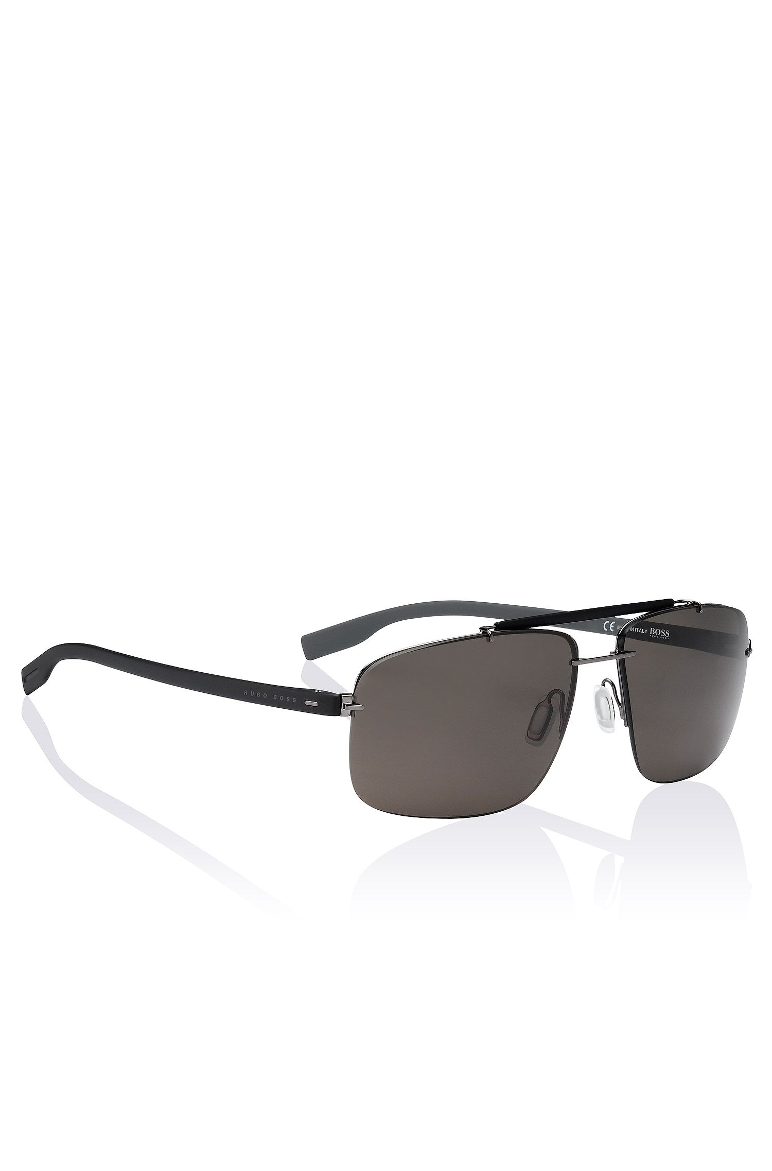 Sonnenbrille ´BOSS 0608` aus Metall