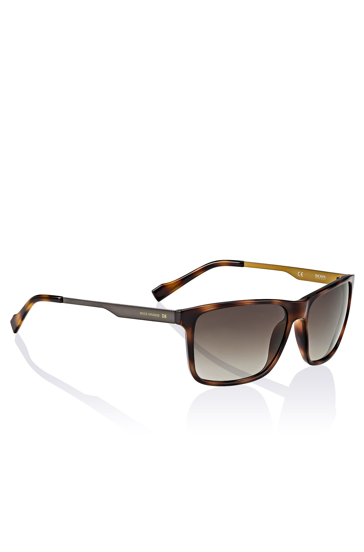 Sunglasses 'BO 0163/S' in stainless steel