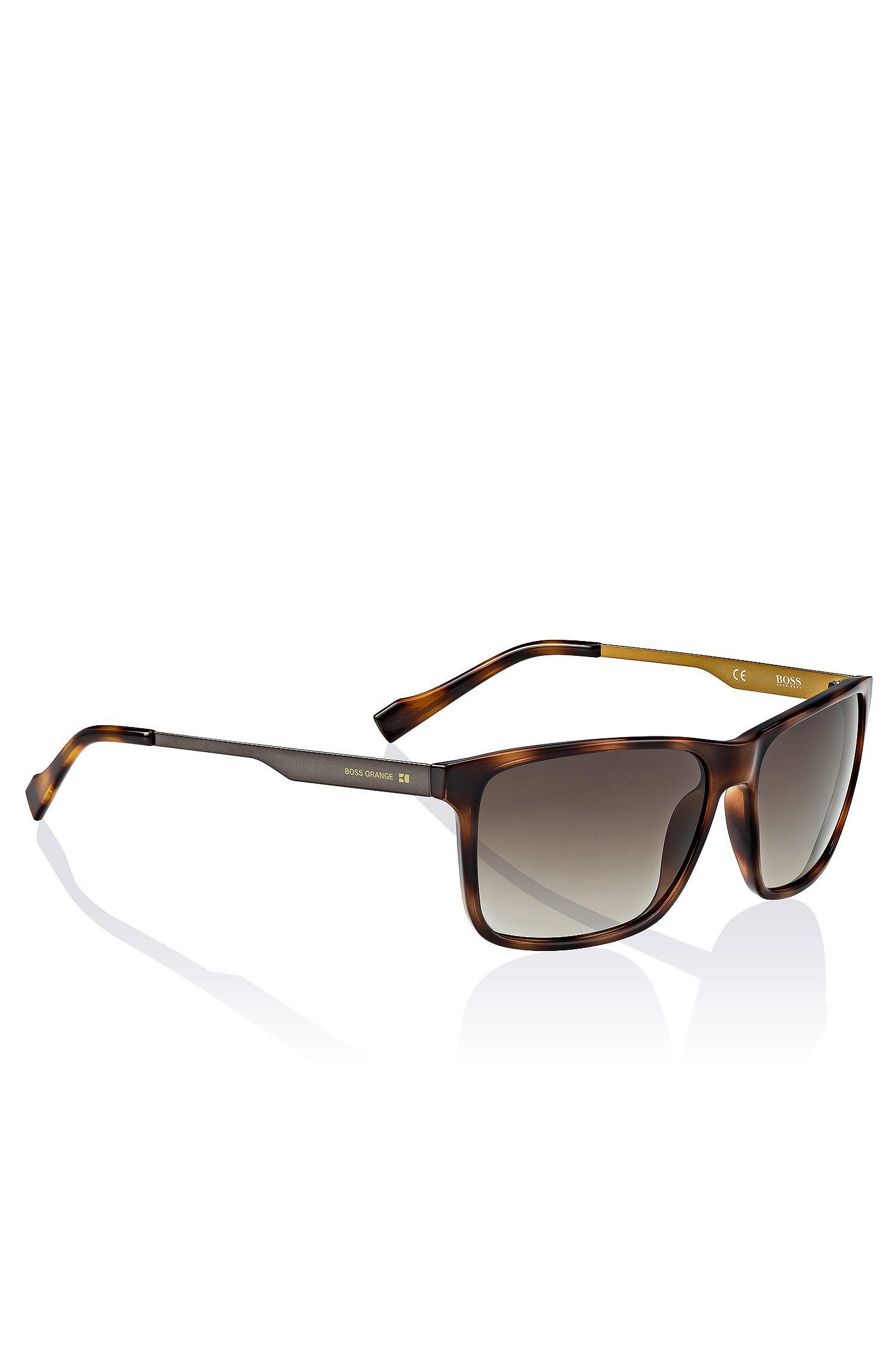 Occhiali da sole 'BO 0163/S' in acciaio inox
