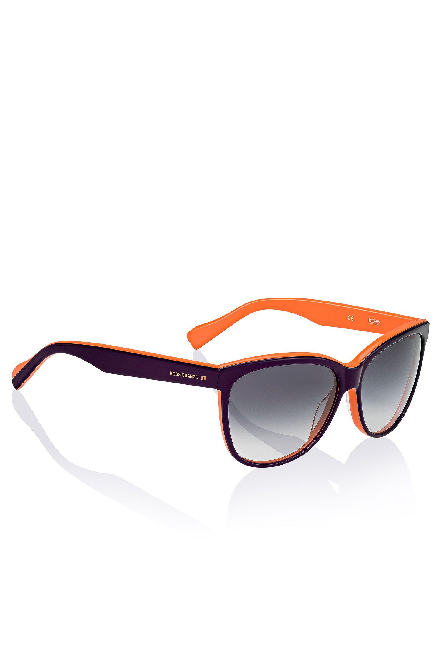 Cat eye-zonnebril 'BO0171/S' van acetaat
