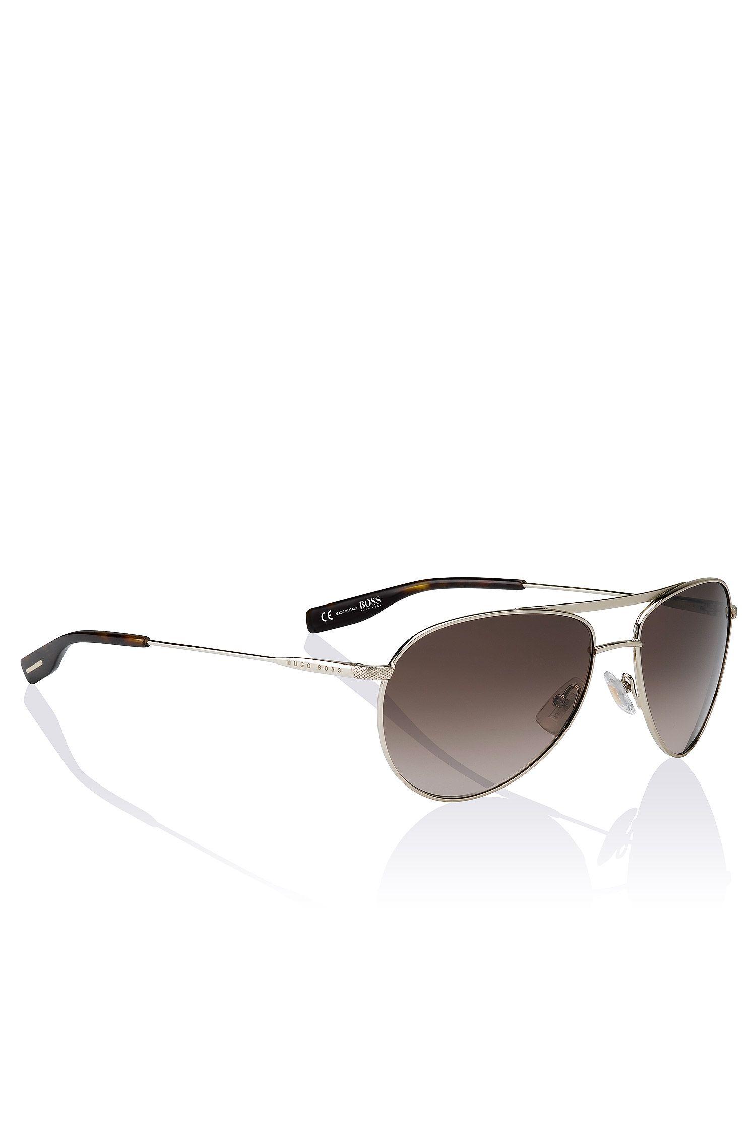 Piloten-Sonnenbrille ´BOSS 06317/S` aus Ruthenium