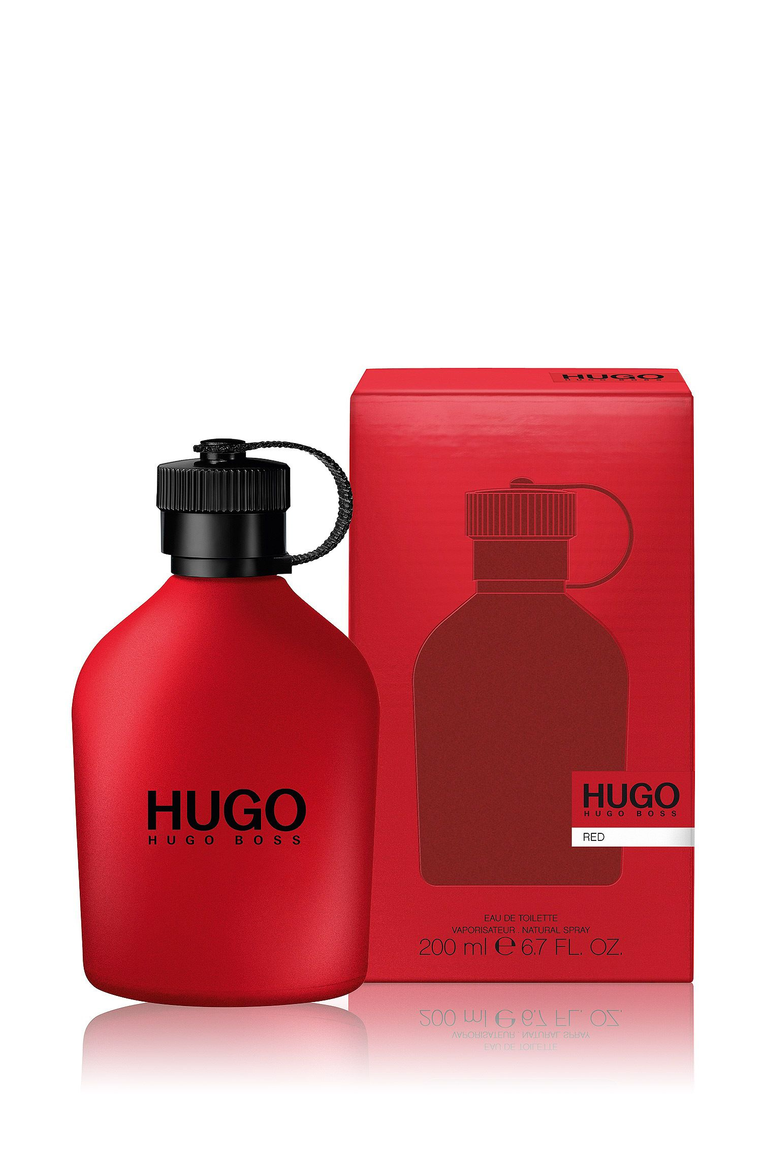Eau de toilette HUGO Red 200 ml