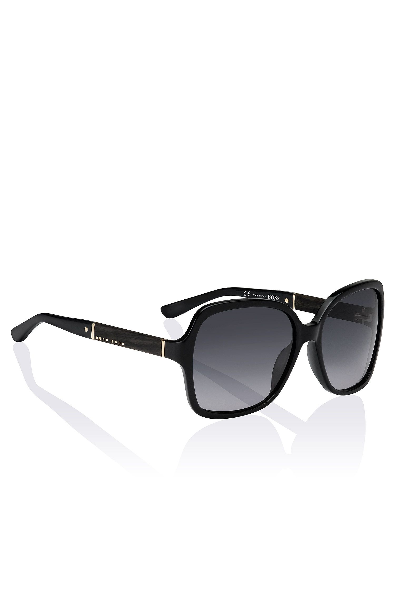 'BOSS 0664/S' acetate sunglasses