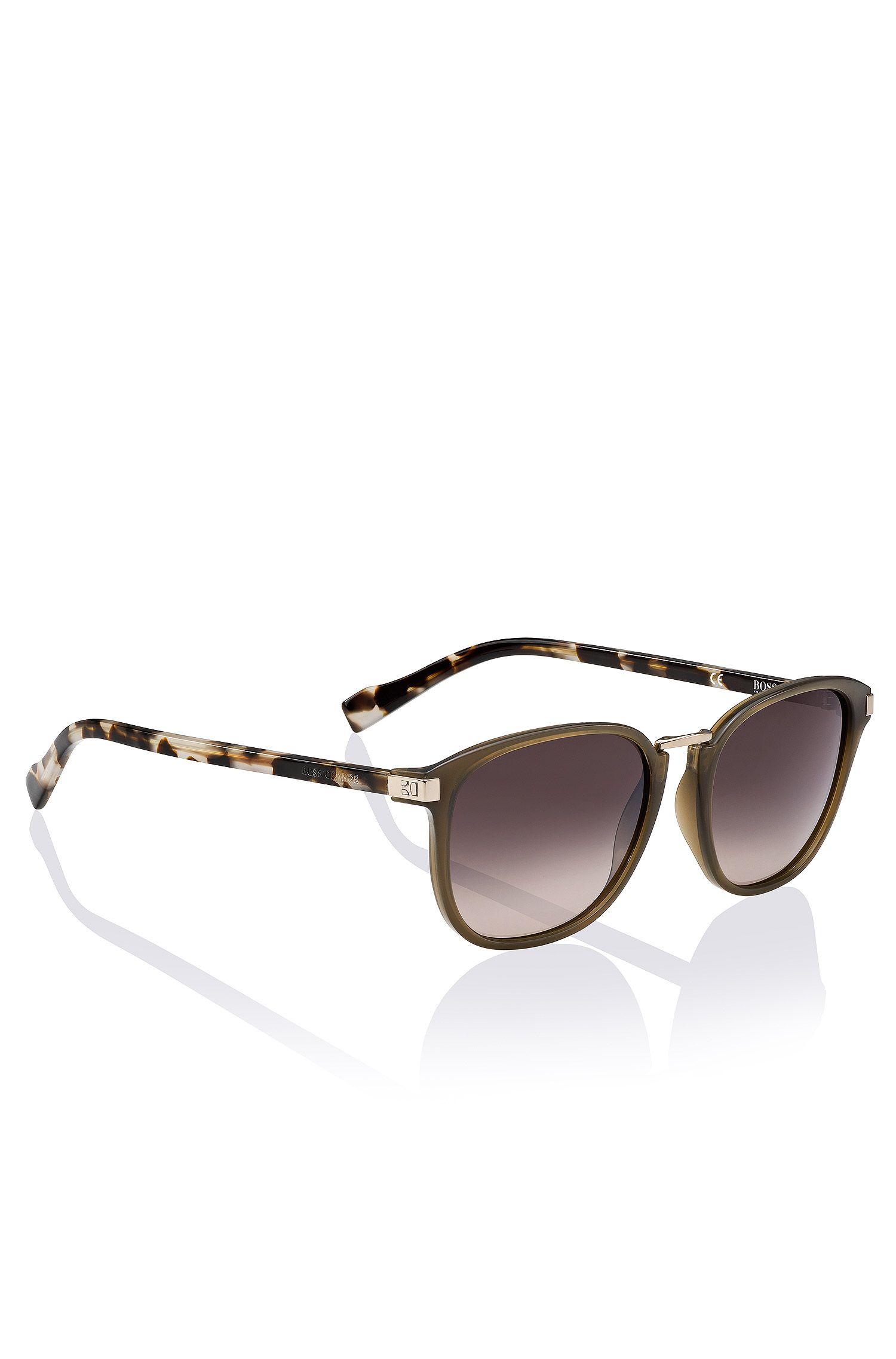 Vintage-zonnebril 'BO 0178/S' van acetaat