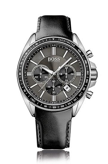 双色计时器精钢表链赛车腕表,  999_实物颜色
