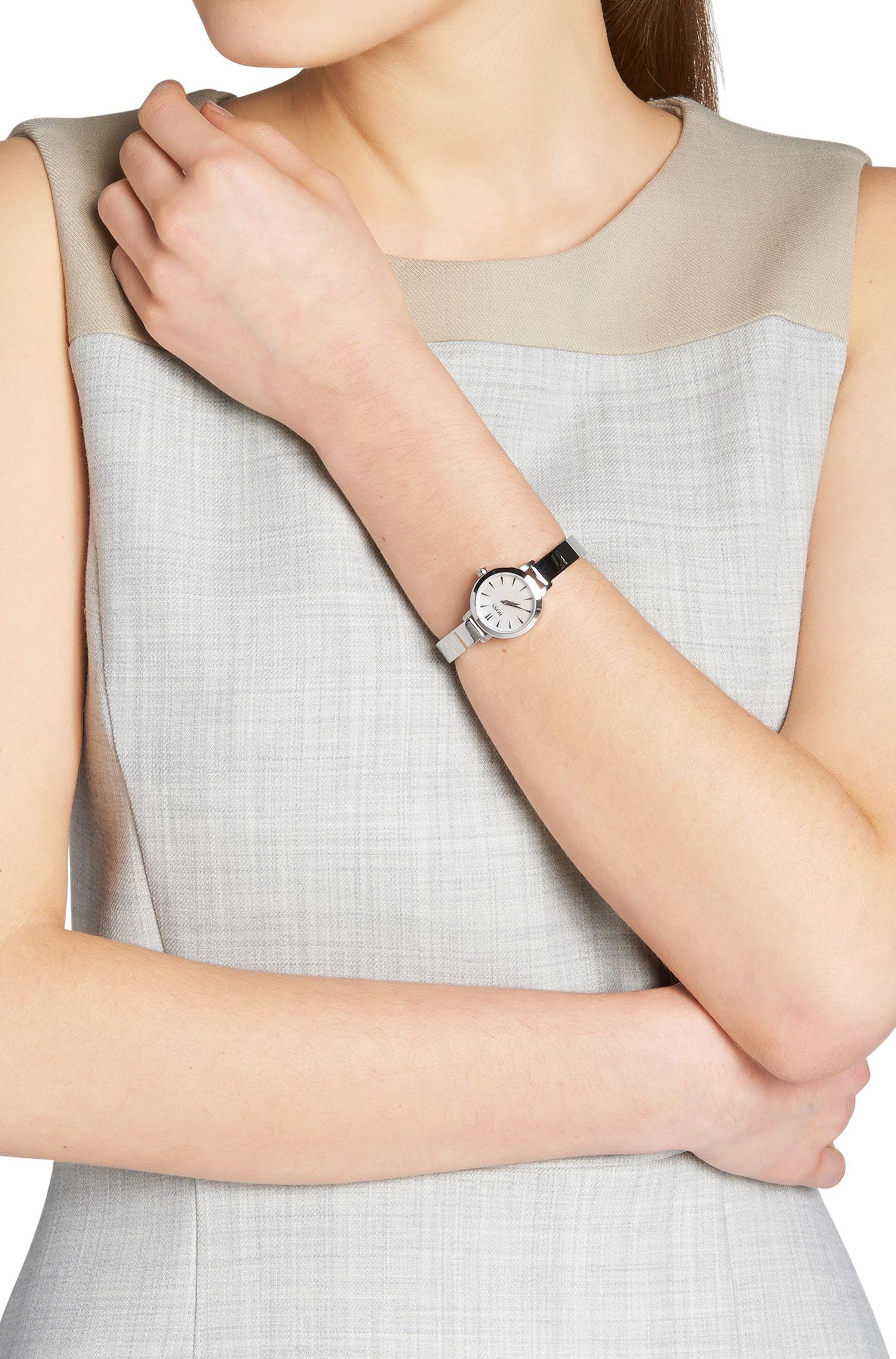 Montre-bracelet «HB6020» en acier inoxydable