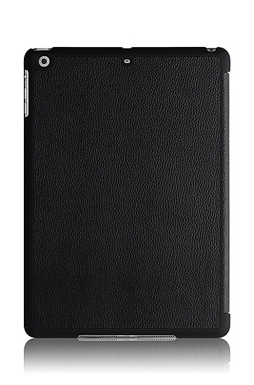 Booklet Case ´Aero` für iPad Air, Schwarz