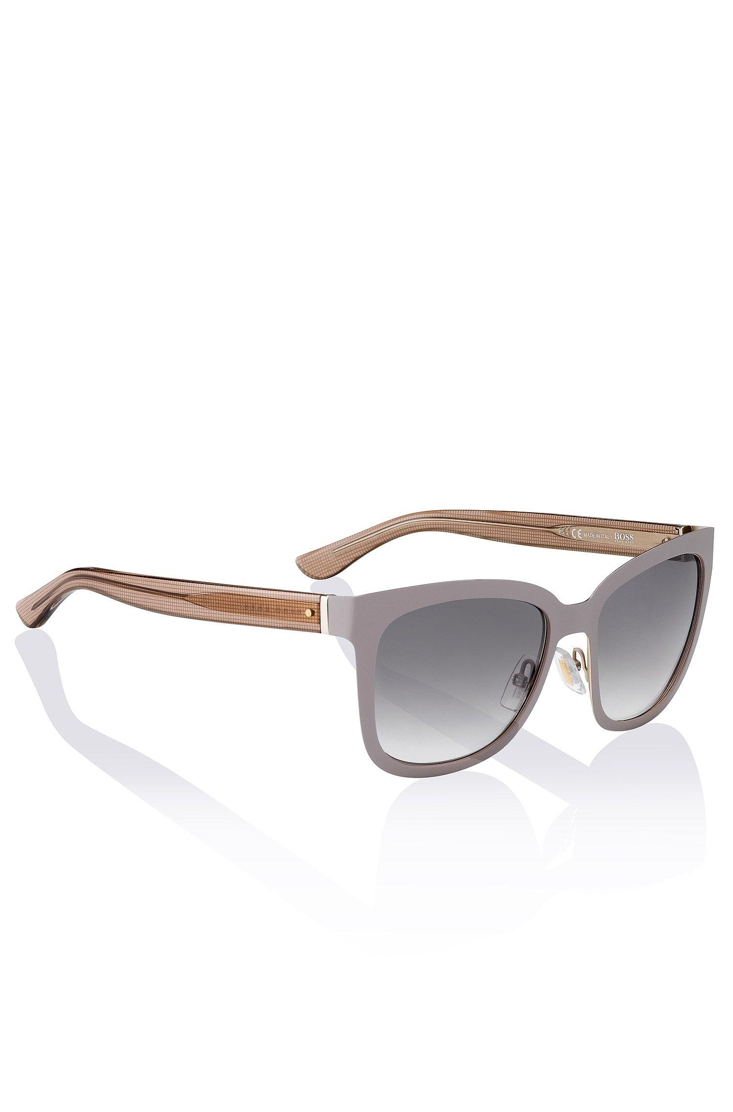 'BOSS 0676' acetate sunglasses