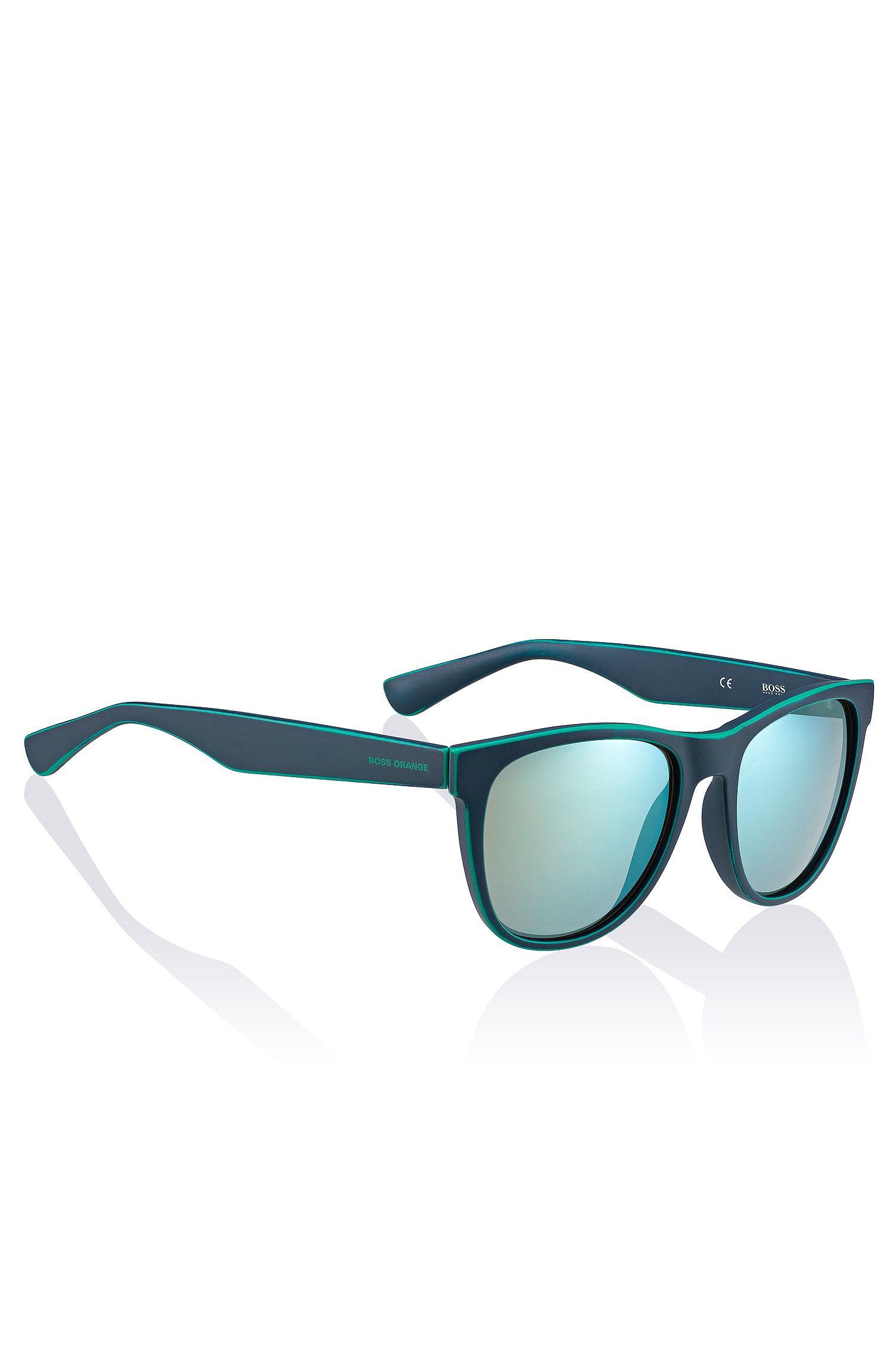 Wayfarer-zonnebril 'BO 0198' van acetaat