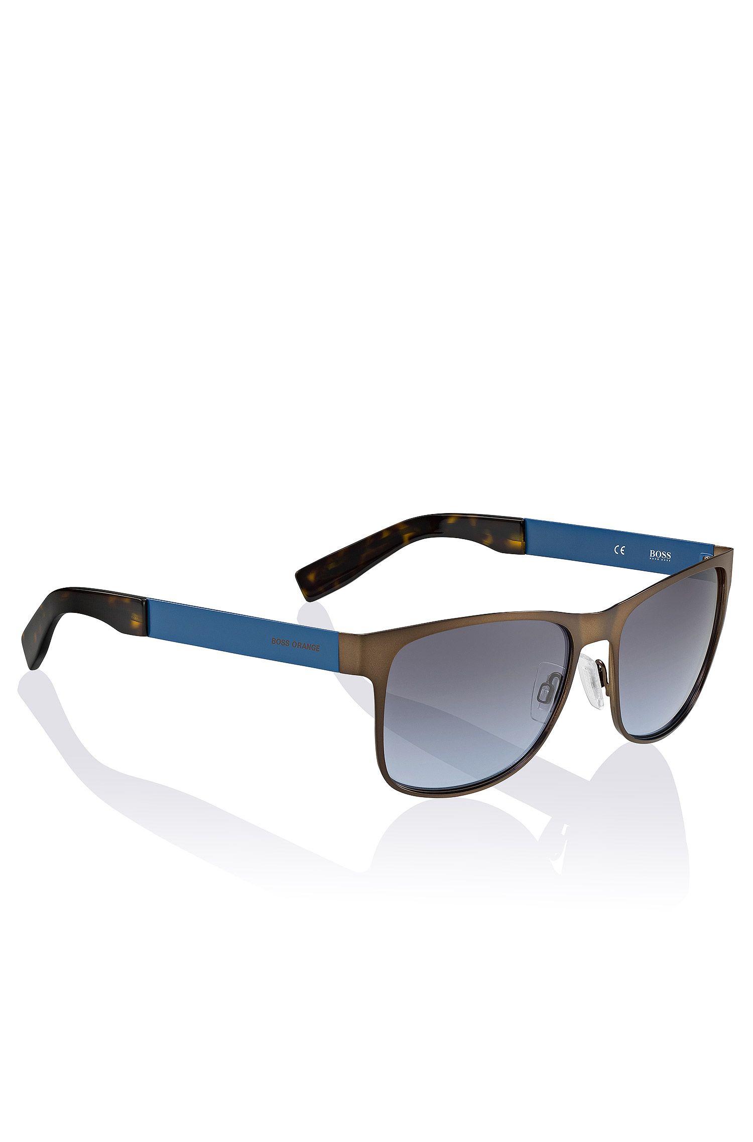 Sonnenbrille ´BO 0197` aus Metall und Acetat