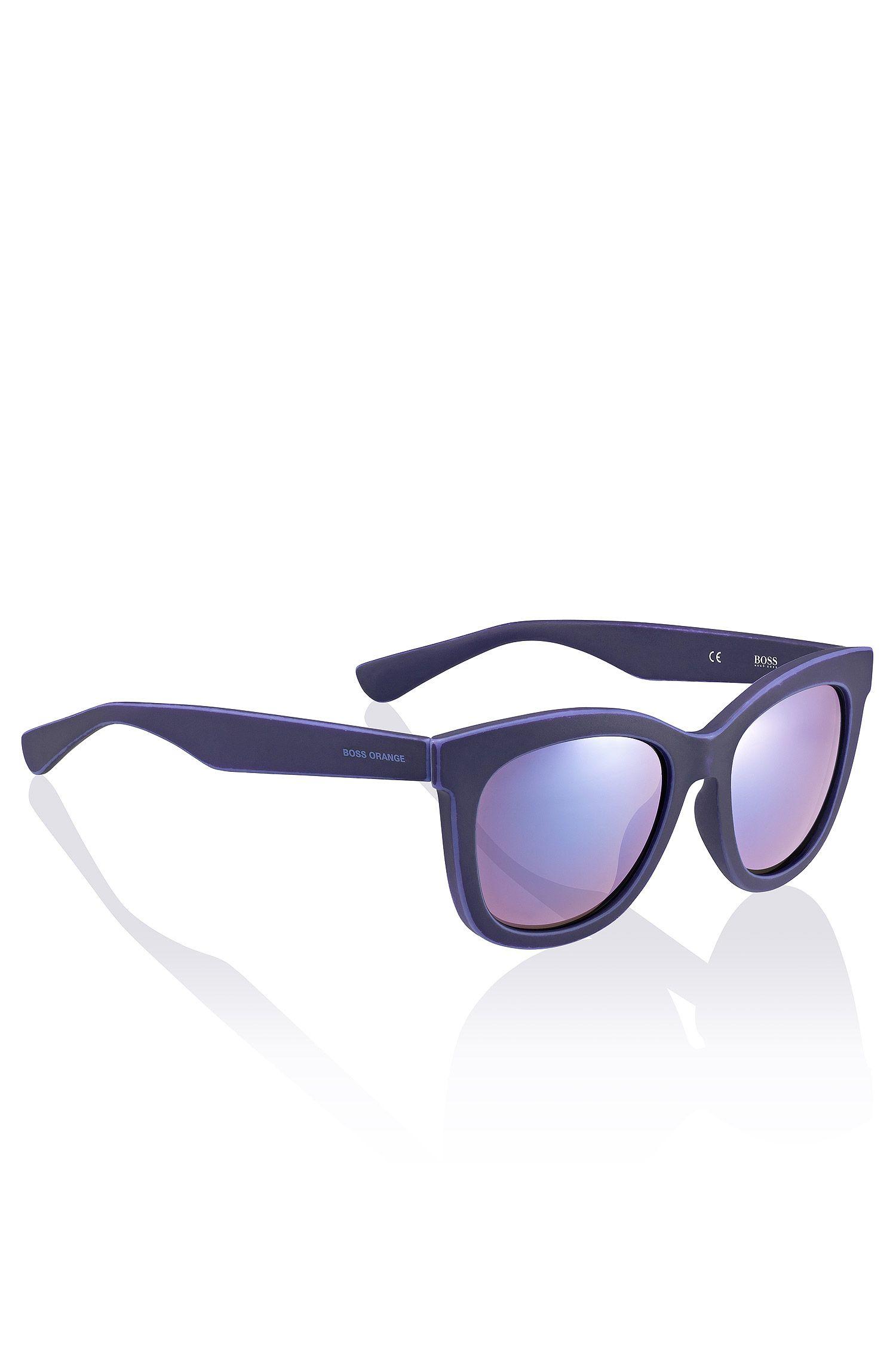 Wayfarer-zonnebril 'BOSS 0199' van acetaat