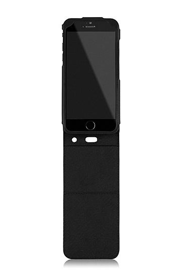 Flipcase ´Reflex IP6 4.7` für iPhone 6 4.7, Schwarz