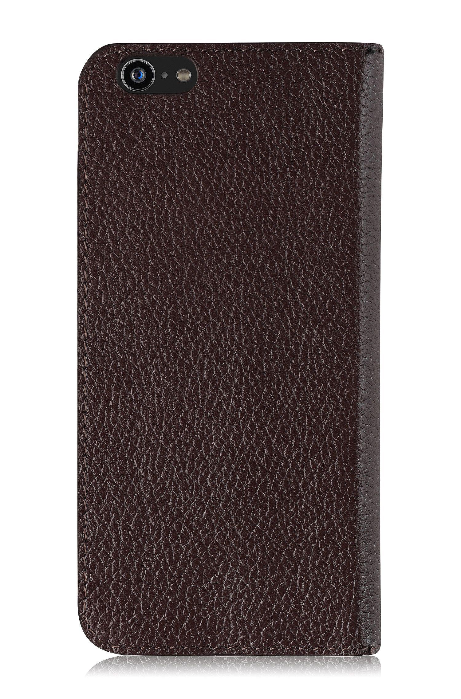 Booklet Case ´Folianti IP6 4.7 - Brown` für iPhone 6 4.7