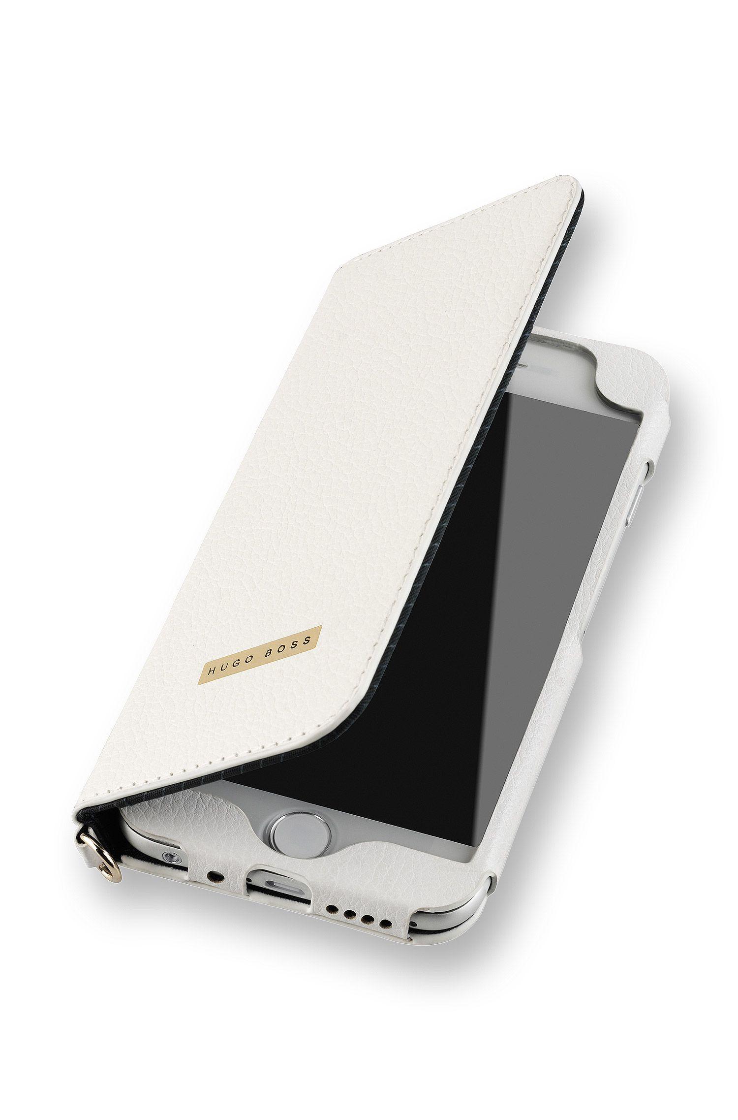 Bookletcase 'Folianti IP6 4.7 - White' voor iPhone 6 4.7