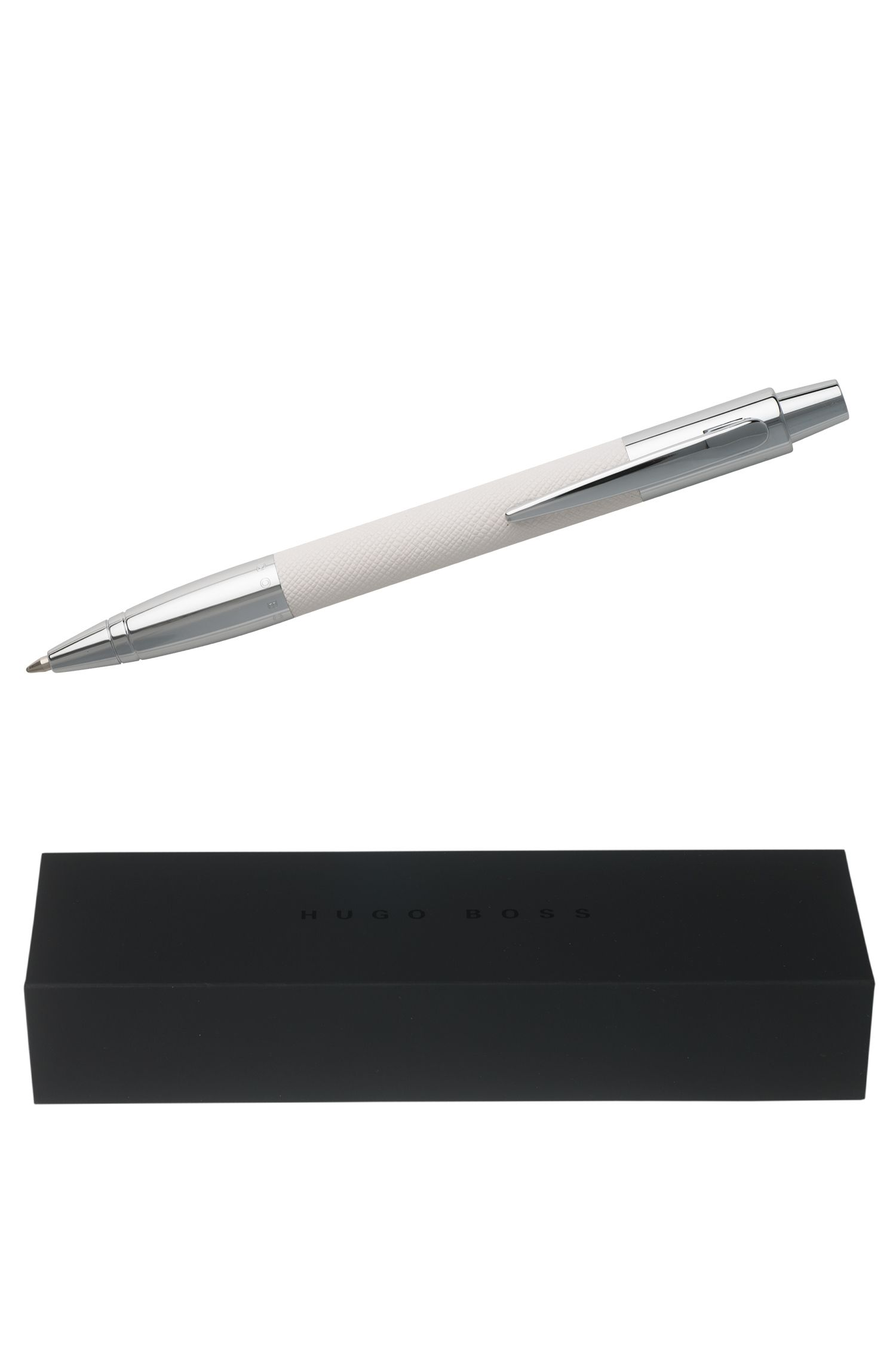 Kugelschreiber: 'Saffiano Cream'