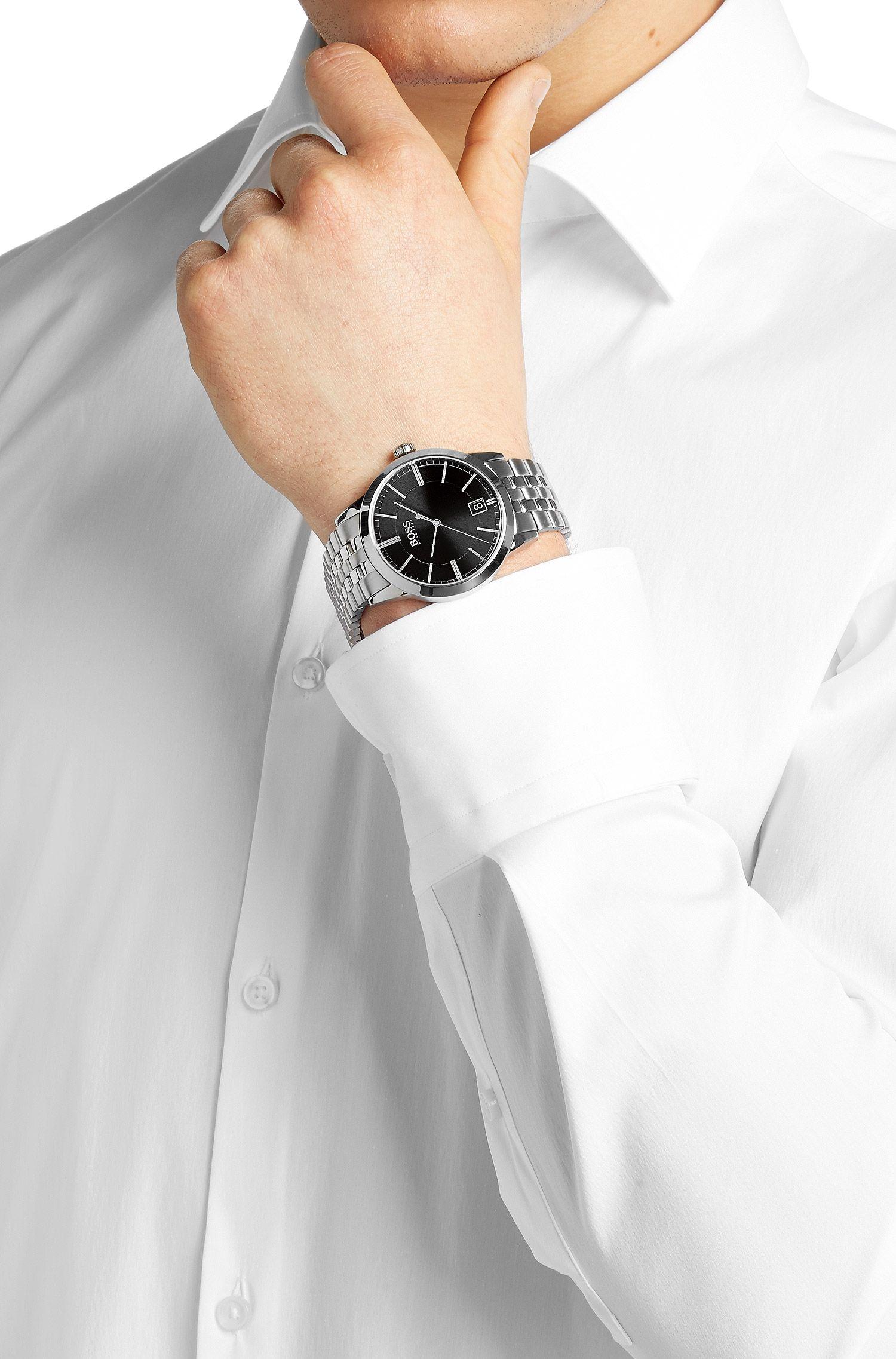 Montre-bracelet «HBSUCES» à mouvement à quartz.