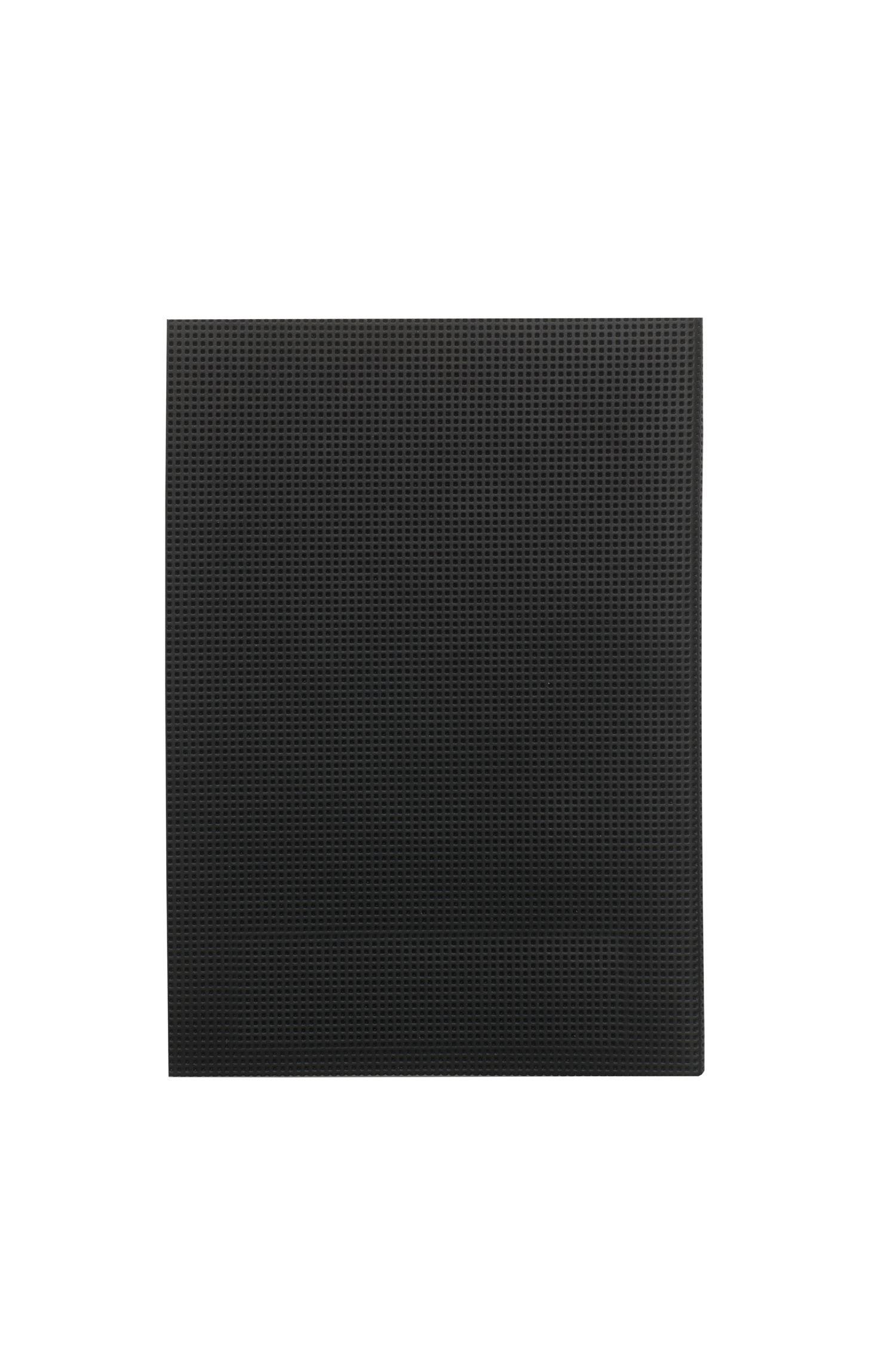 A6 Notizbuch: 'Grid Soft'