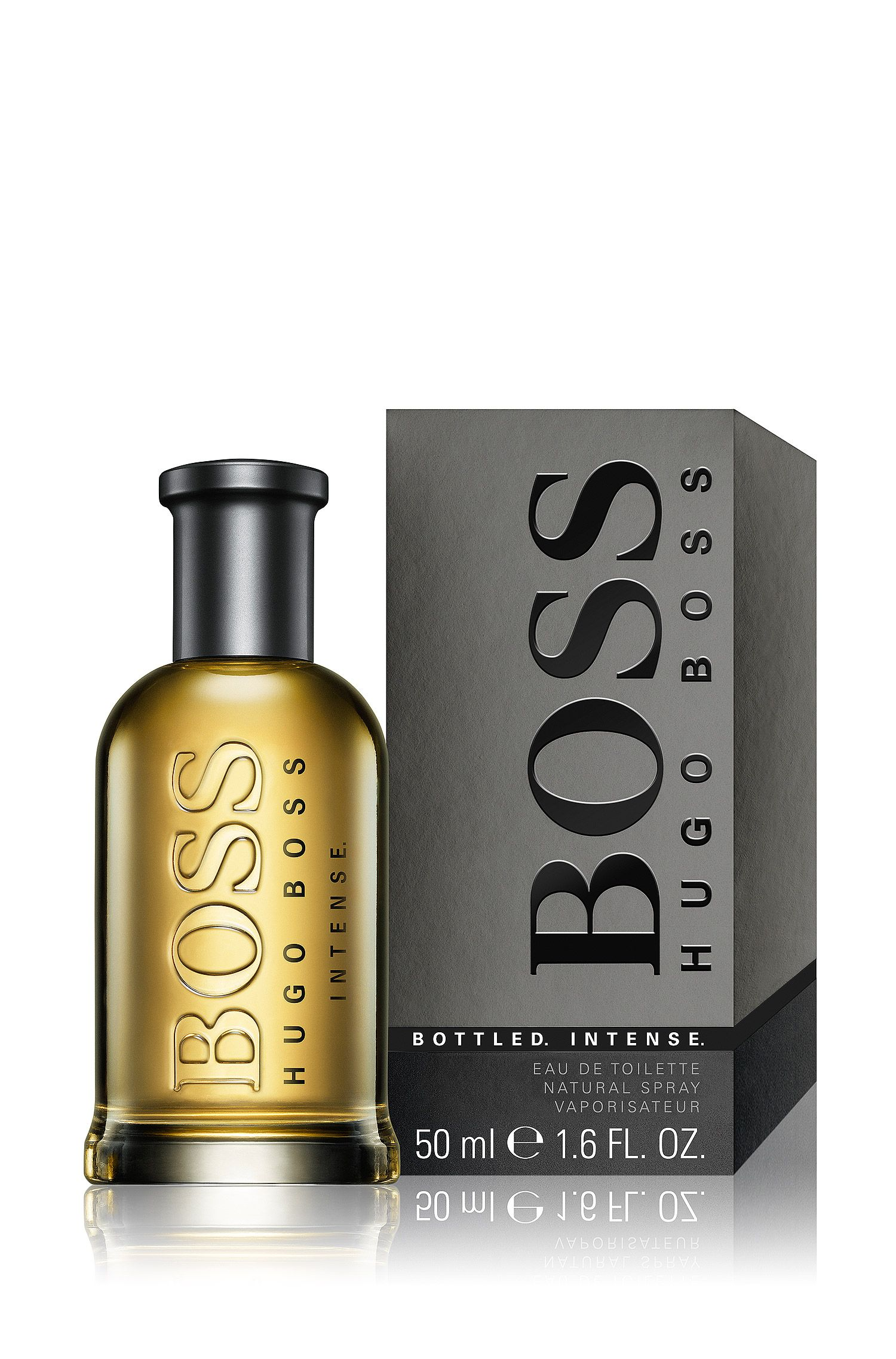 Eau de Toilette BOSS Bottled Intense 50 ml