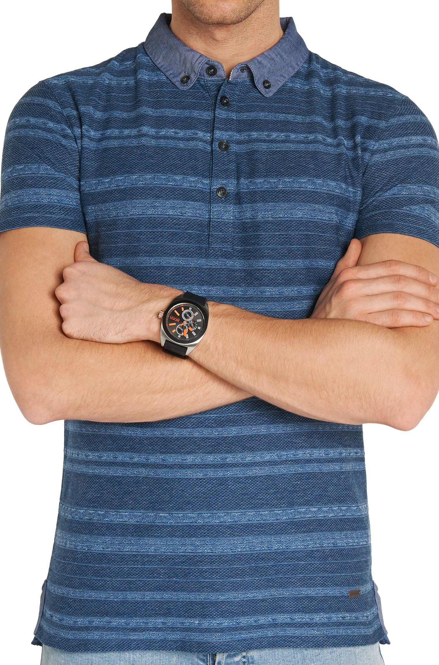 Armbanduhr mit Edelstahlgehäuse: 'HOLONDN'