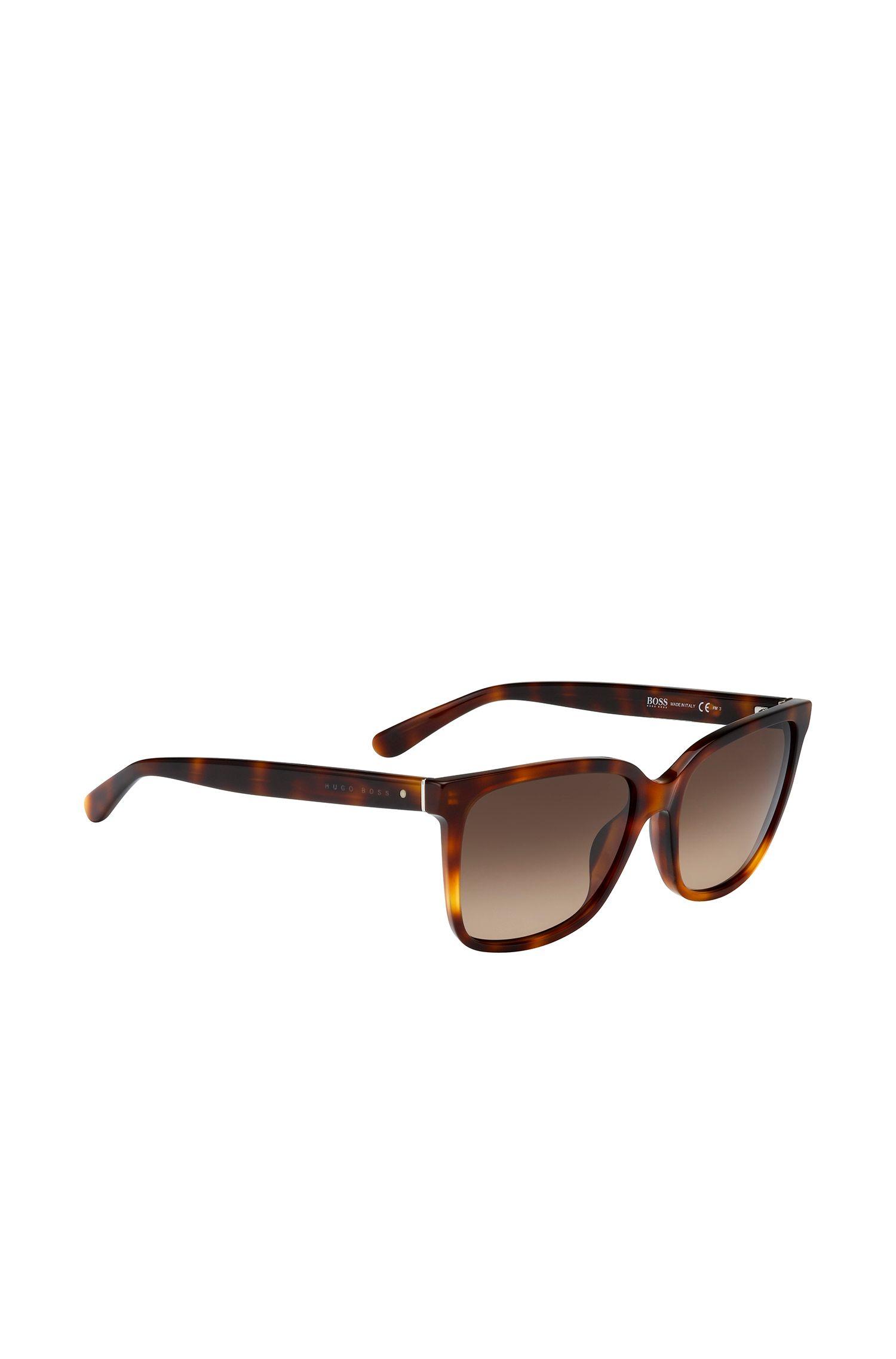 Braune Sonnenbrille mit Verlaufsgläsern: 'BOSS 0787/S'