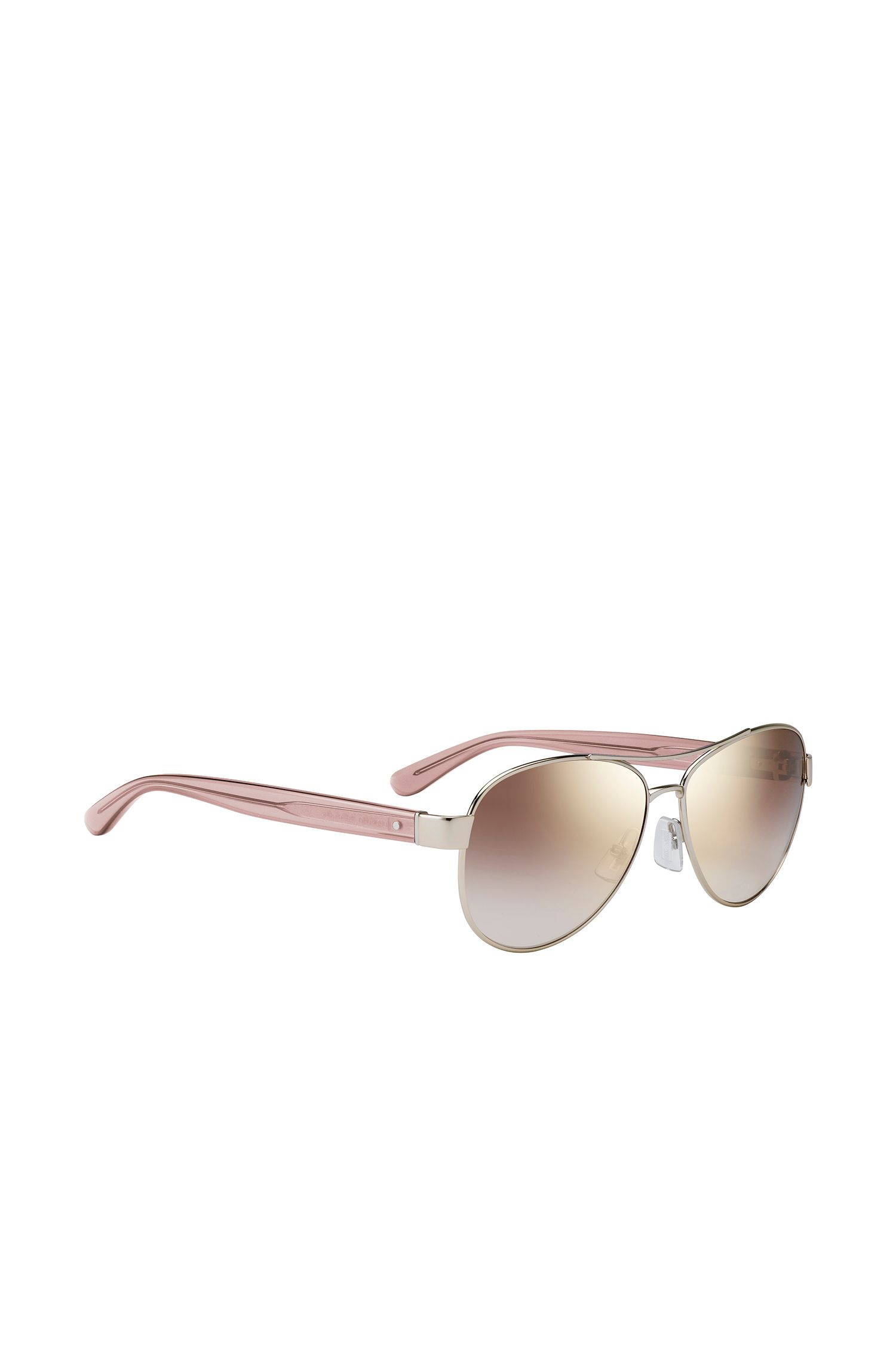 Piloten-Sonnenbrille mit verspiegelten Gläsern: 'BOSS 0788/S'