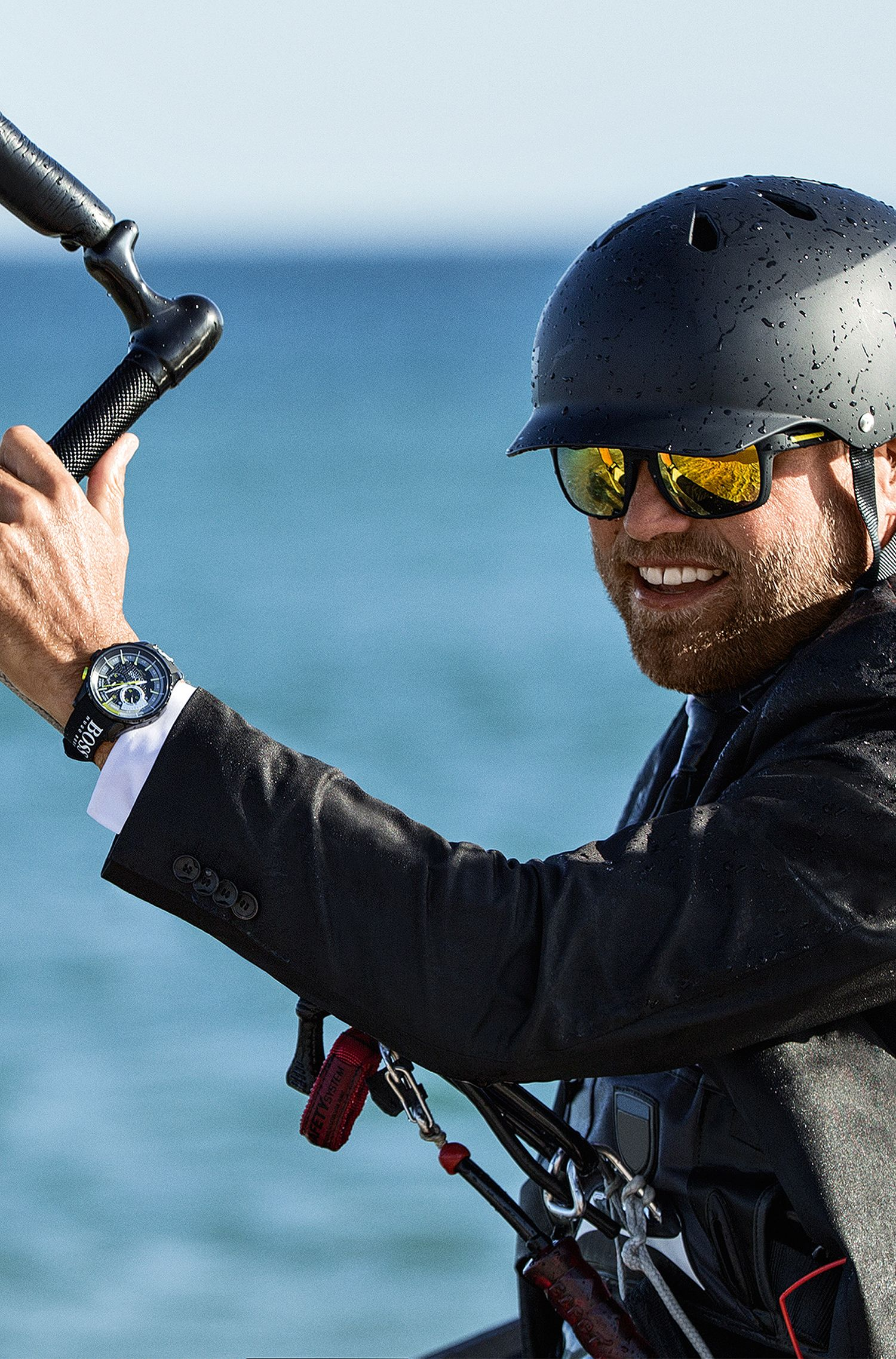 Chronograph mit Countdown-Funktion: 'Yachting Timer II'