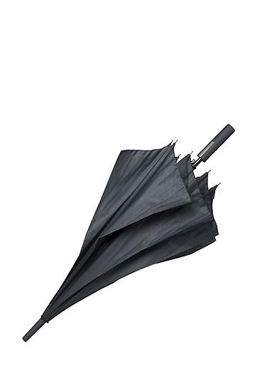 Regenschirm mit Auslöse-Funktion: 'New Loop', Schwarz