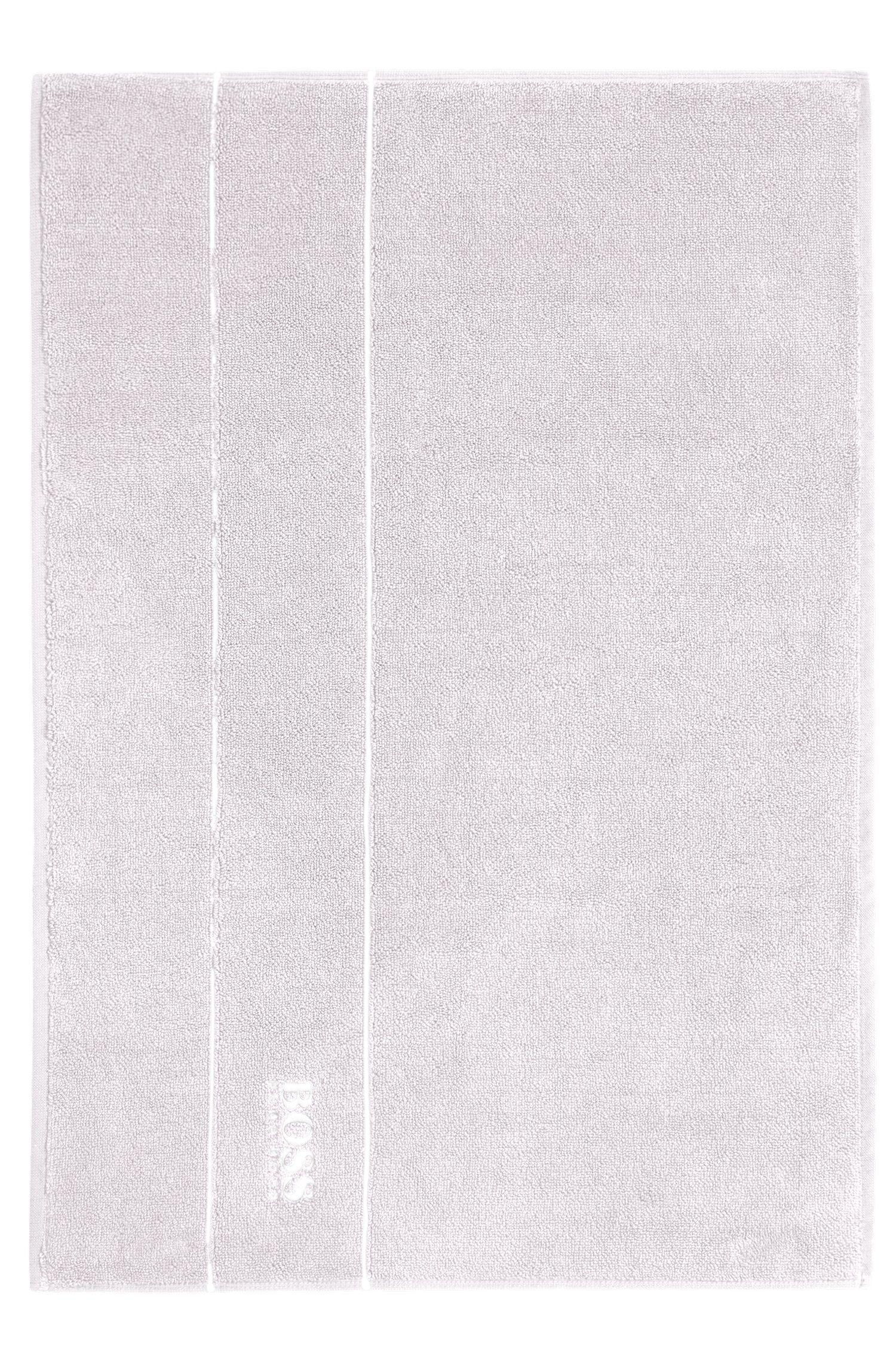 Alfombrilla de baño 'PLAIN Tapis de bain' en rizo de algodón