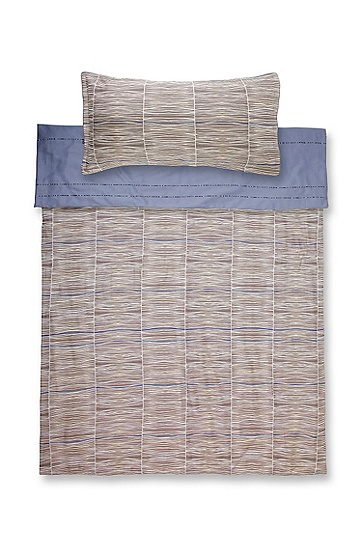 bettdeckenbezug bluesong aus baumwollsatin. Black Bedroom Furniture Sets. Home Design Ideas