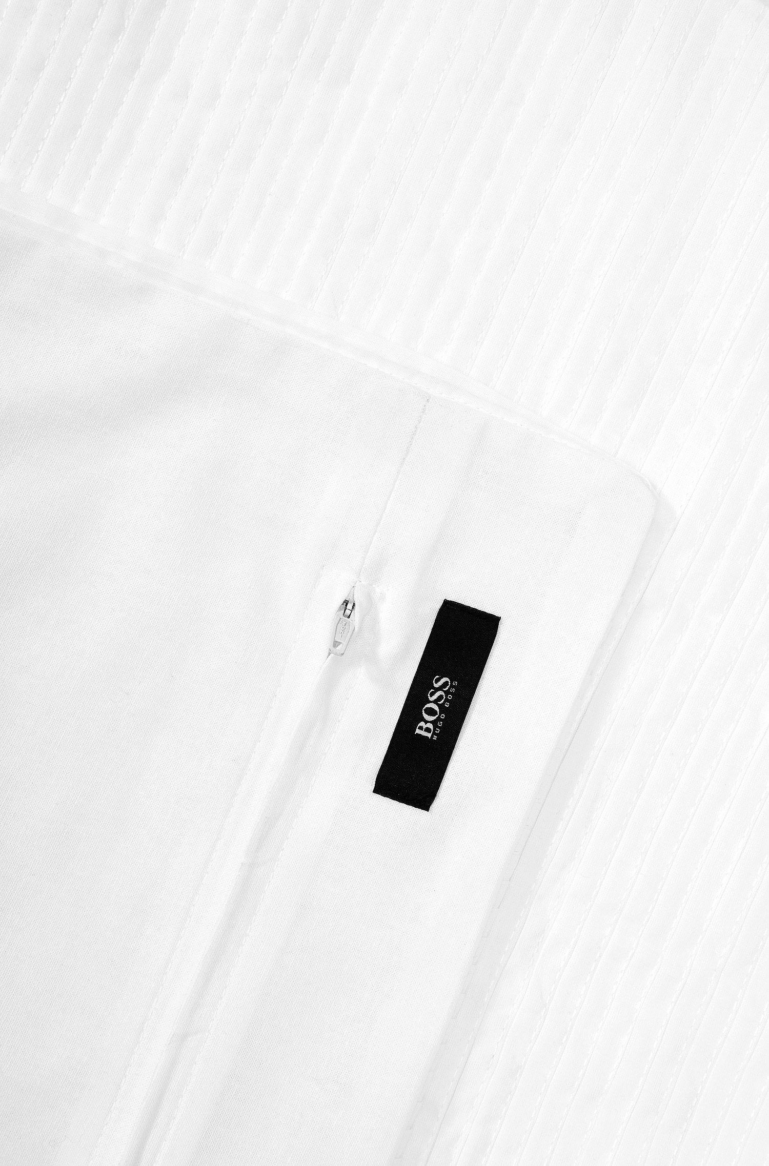 Unifarbene Kissenhülle ´BREEZE` aus Baumwolle