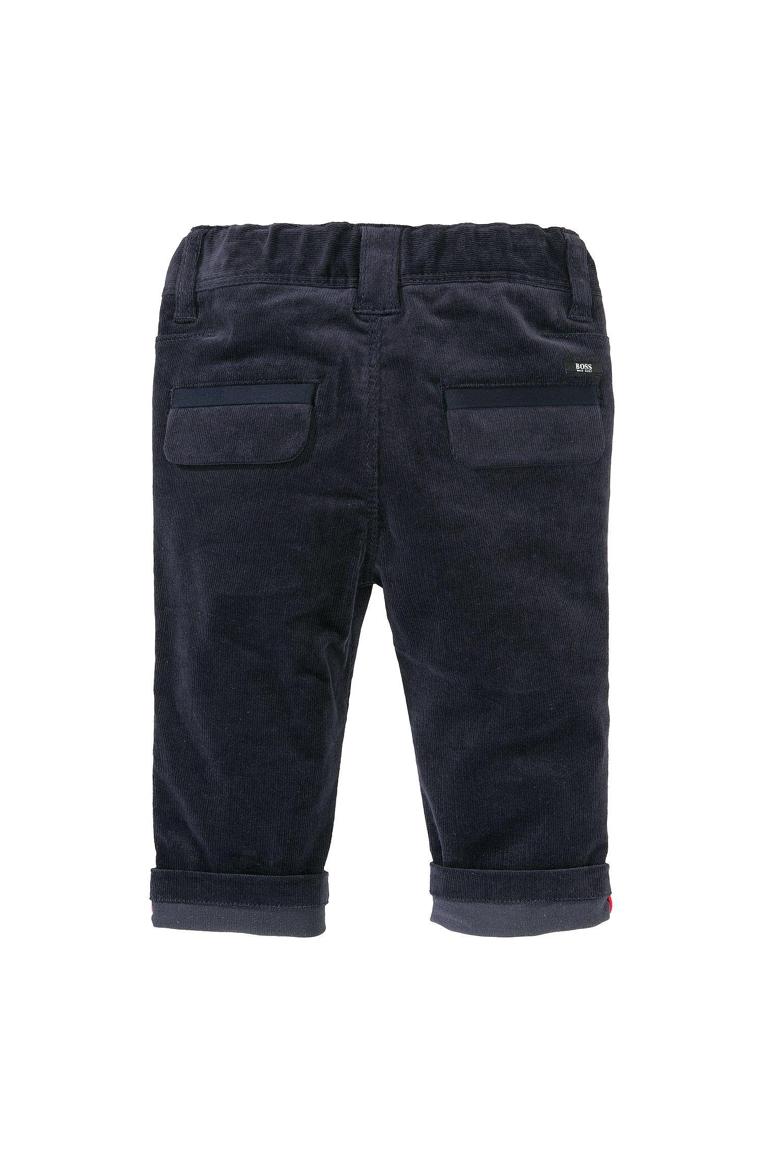 Kids-Cord-Hose ´J04163` aus Baumwollkomposition