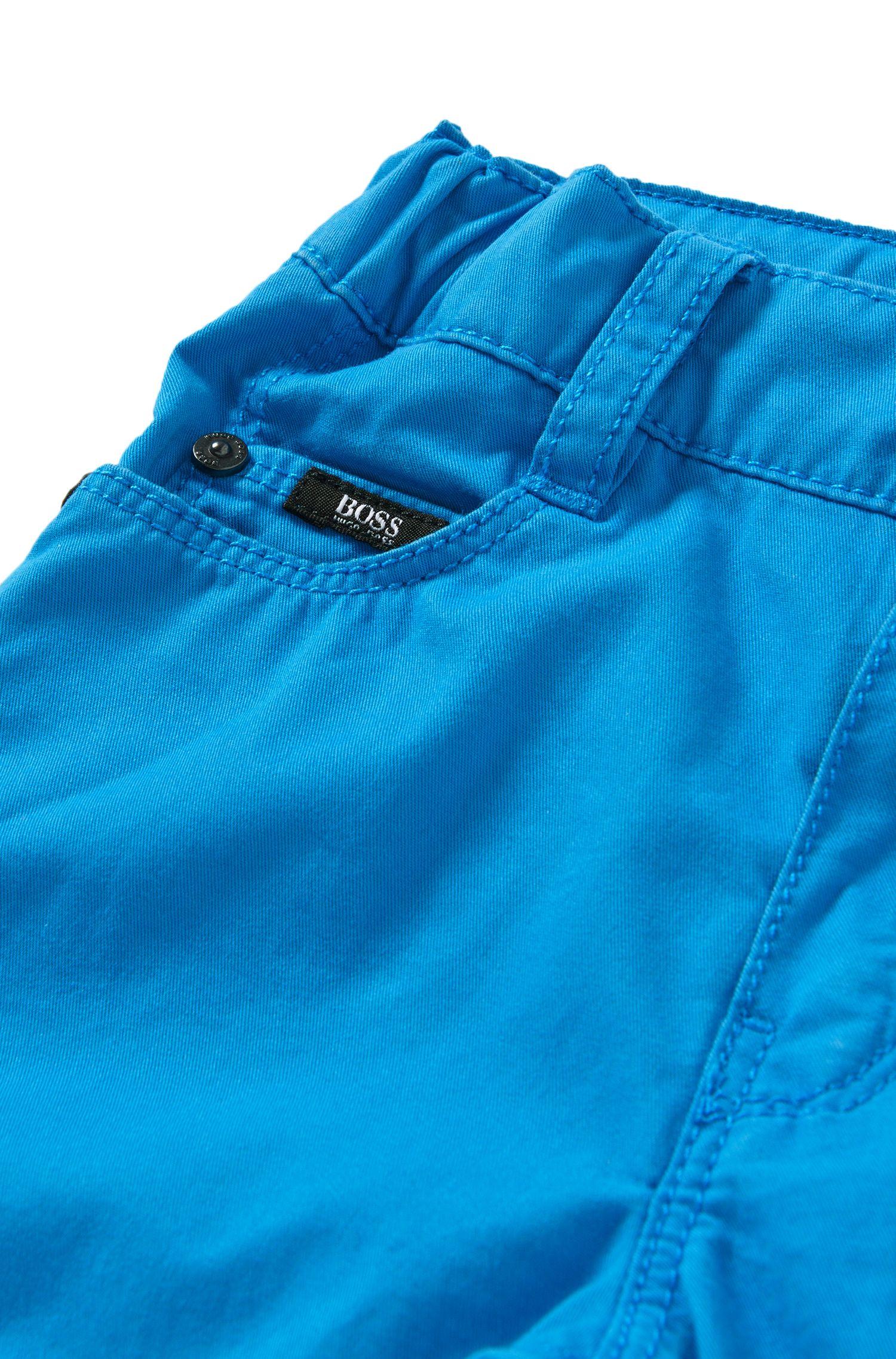 Regular-Fit Baby-Hose aus Baumwolle im Five-Pocket-Stil: 'J04225'
