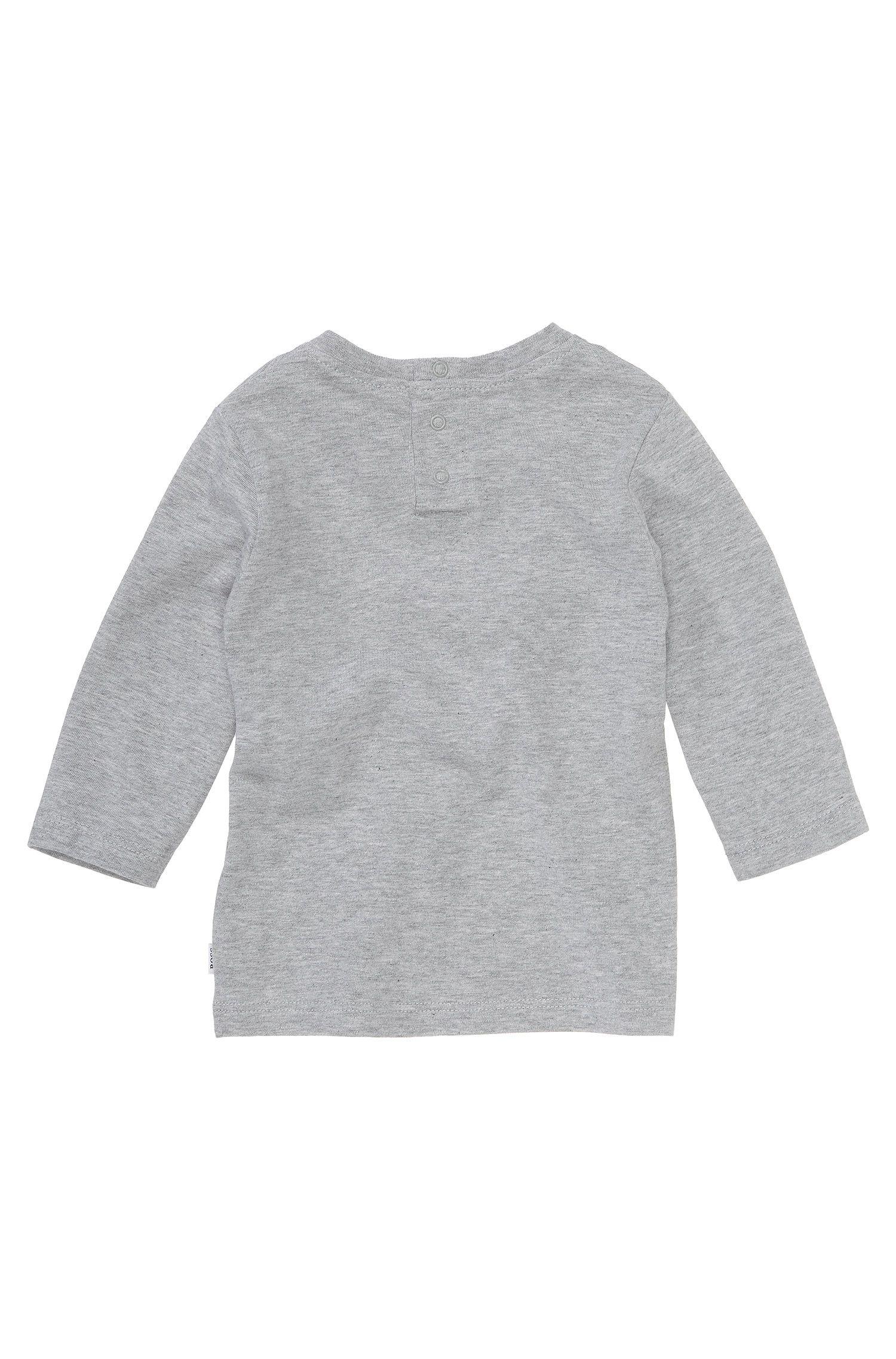 Kids-Longsleeve ´J05325` aus Baumwolle