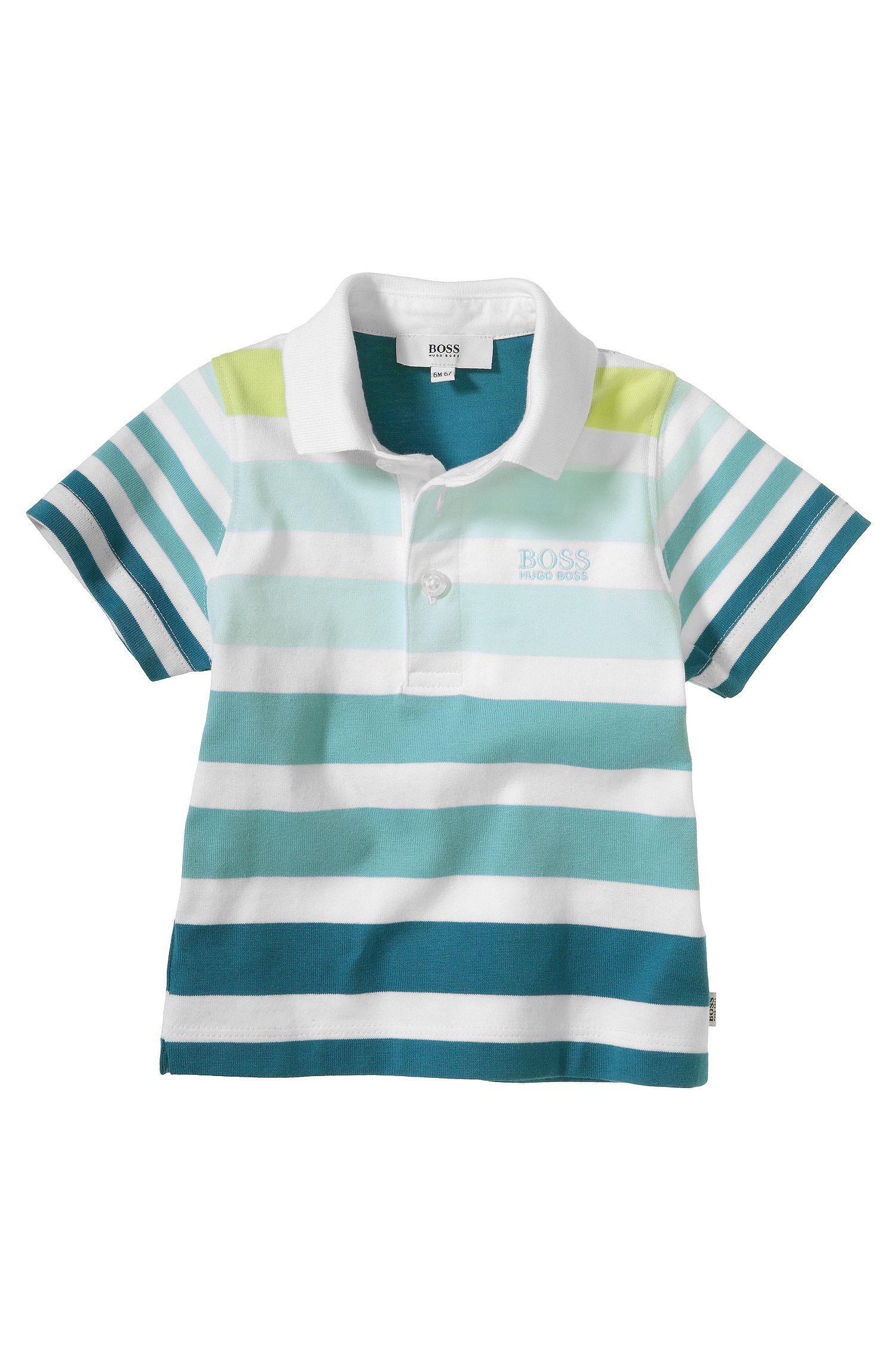 Kids-Polo ´J05369` aus Baumwolle