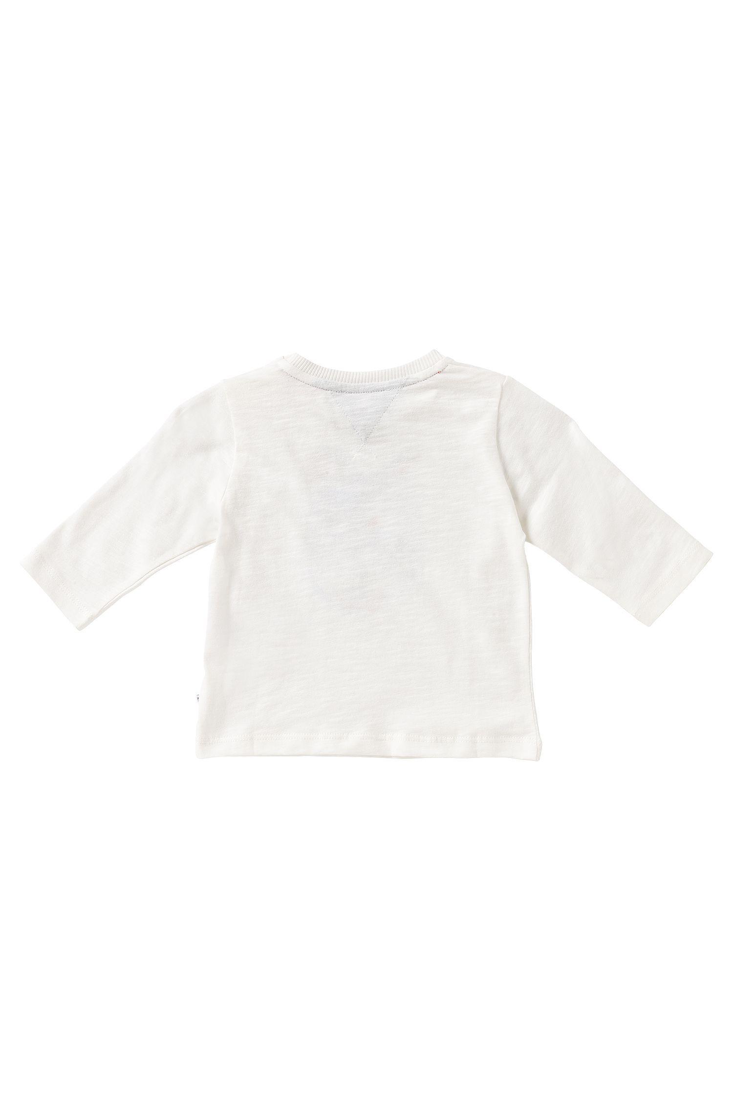 Kids-Longsleeve aus Baumwolle: 'J05395'