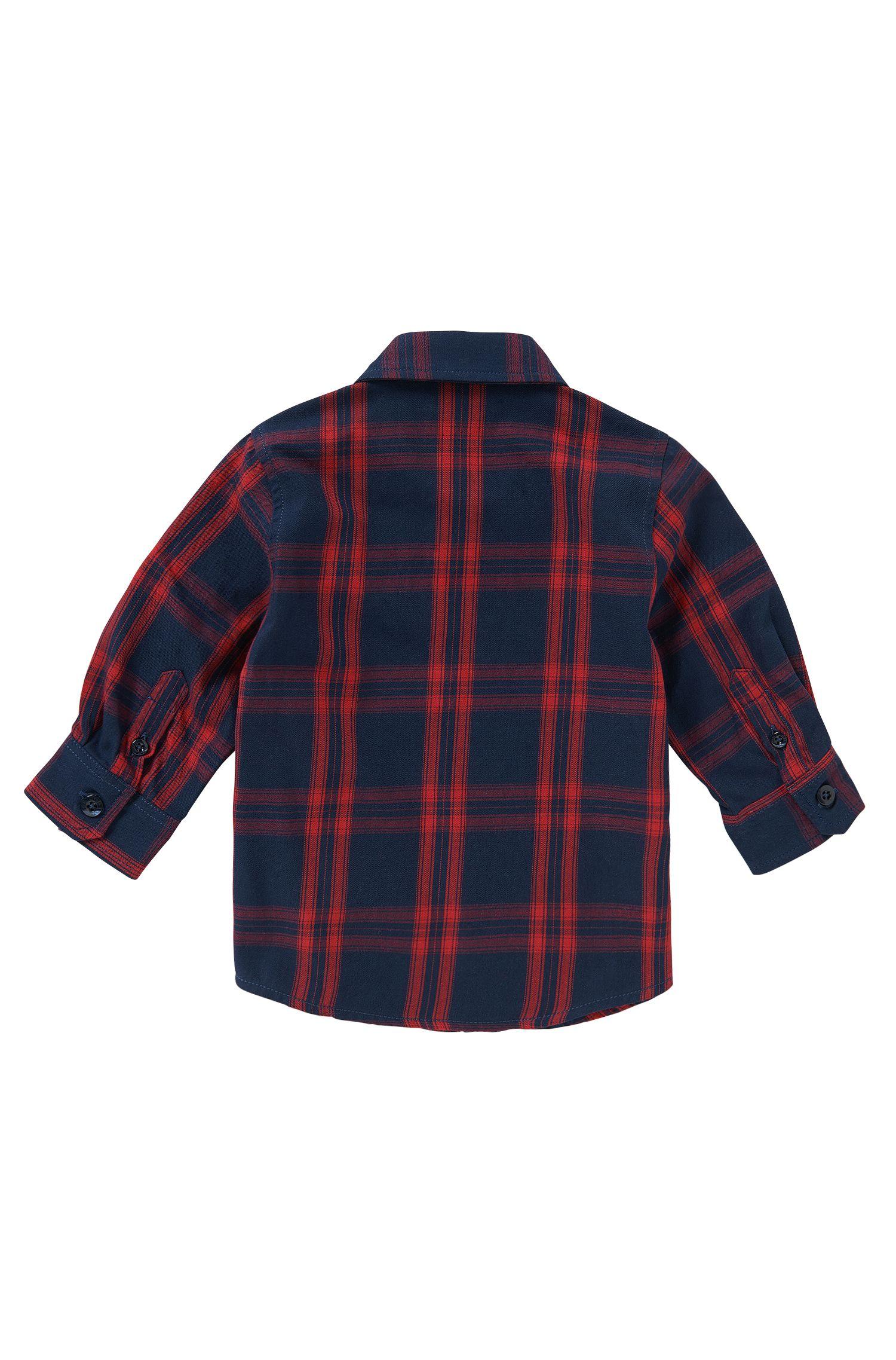 Hemd aus Baumwolle: 'J05409'