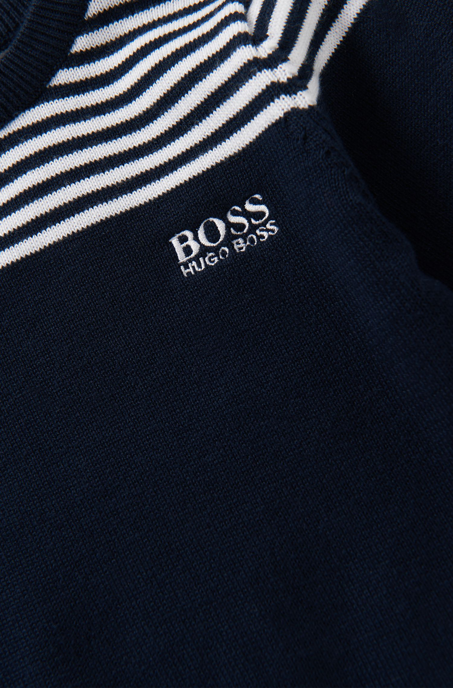 Pull en coton: «J05417»