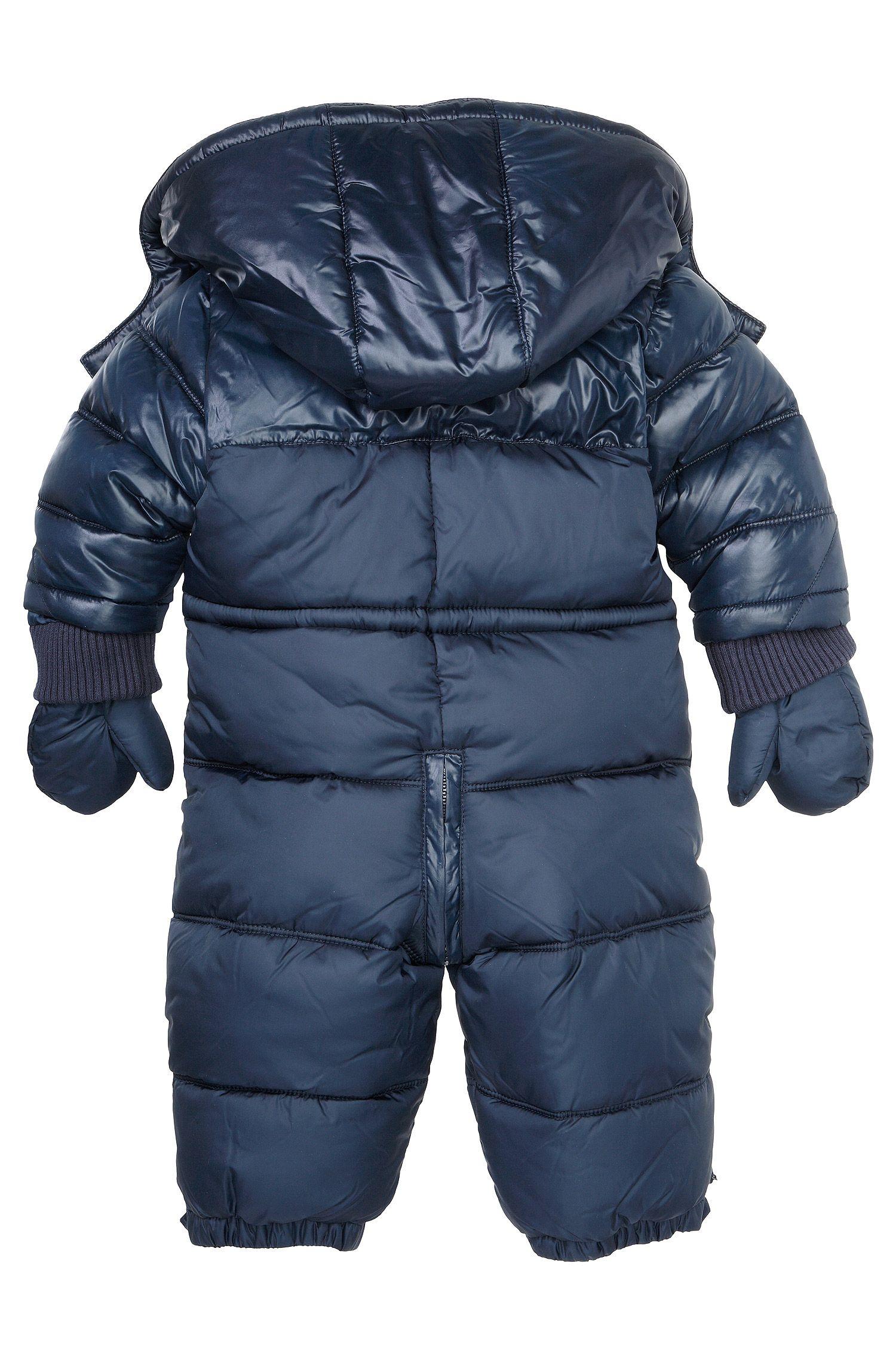 Kids-Schneeanzug ´J06098` mit Kapuze