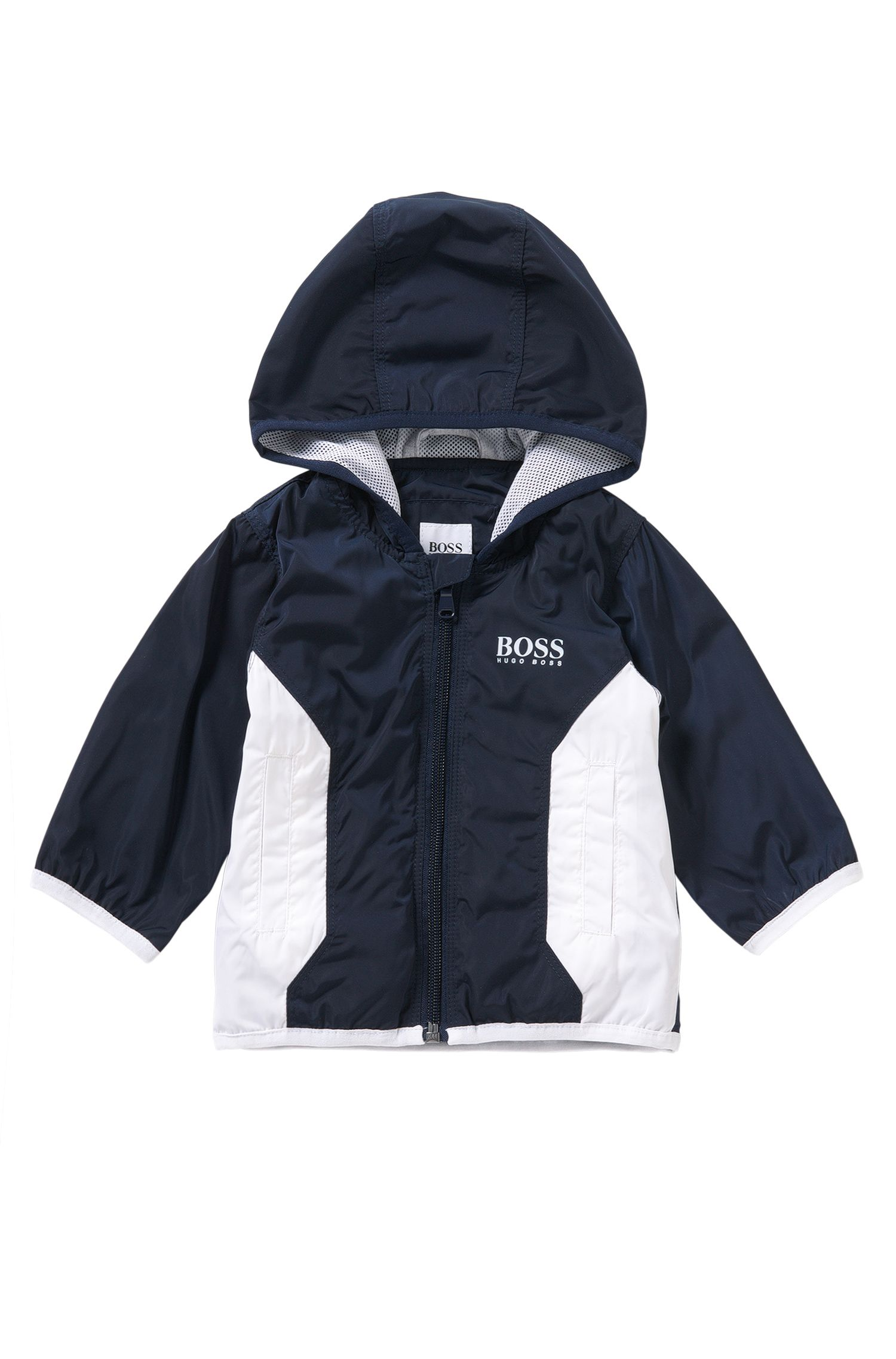 Newborn's jacket with soft jersey lining: 'J06133'