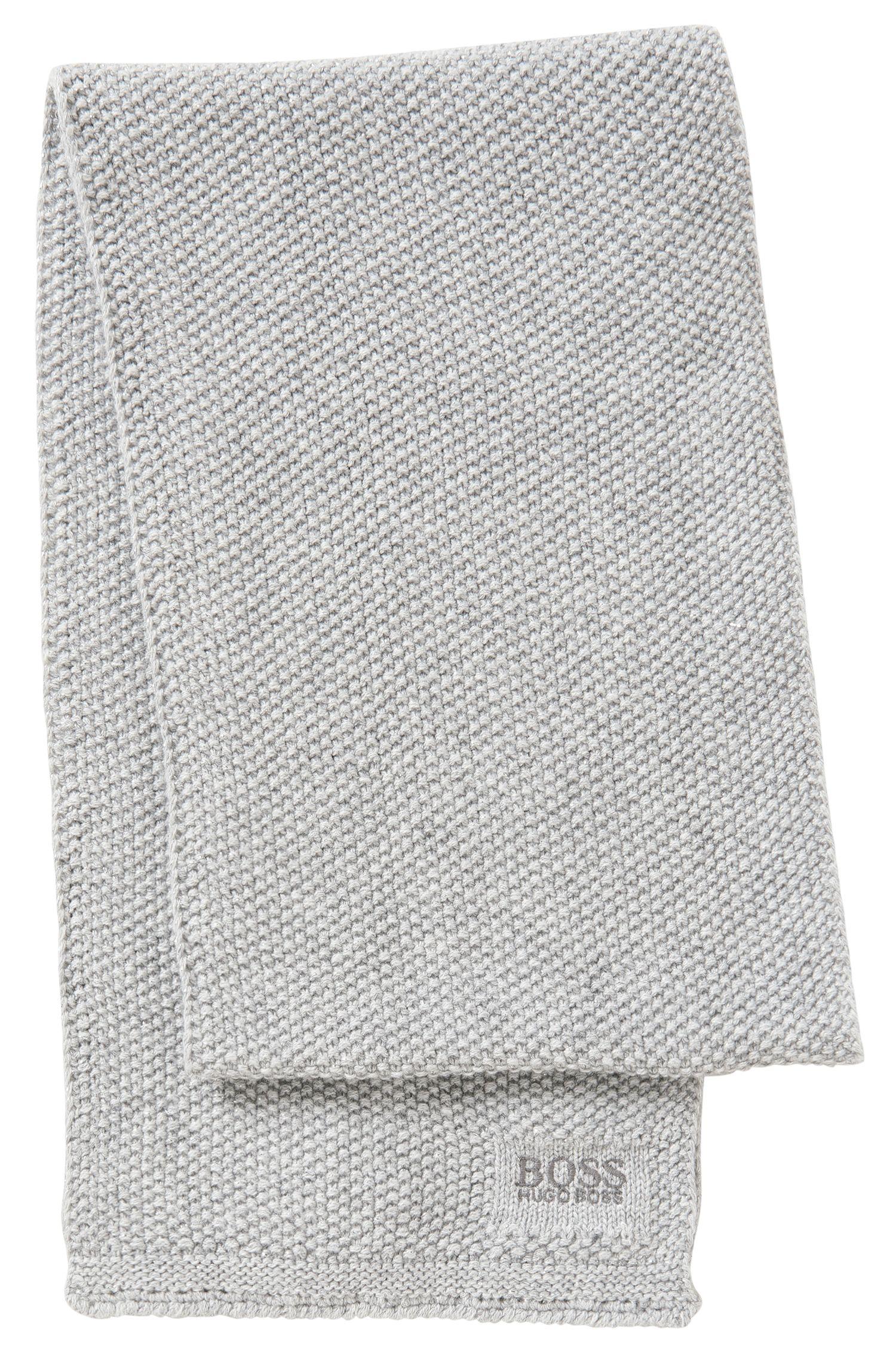 Écharpe pour enfant en coton mélangé: «J11066»