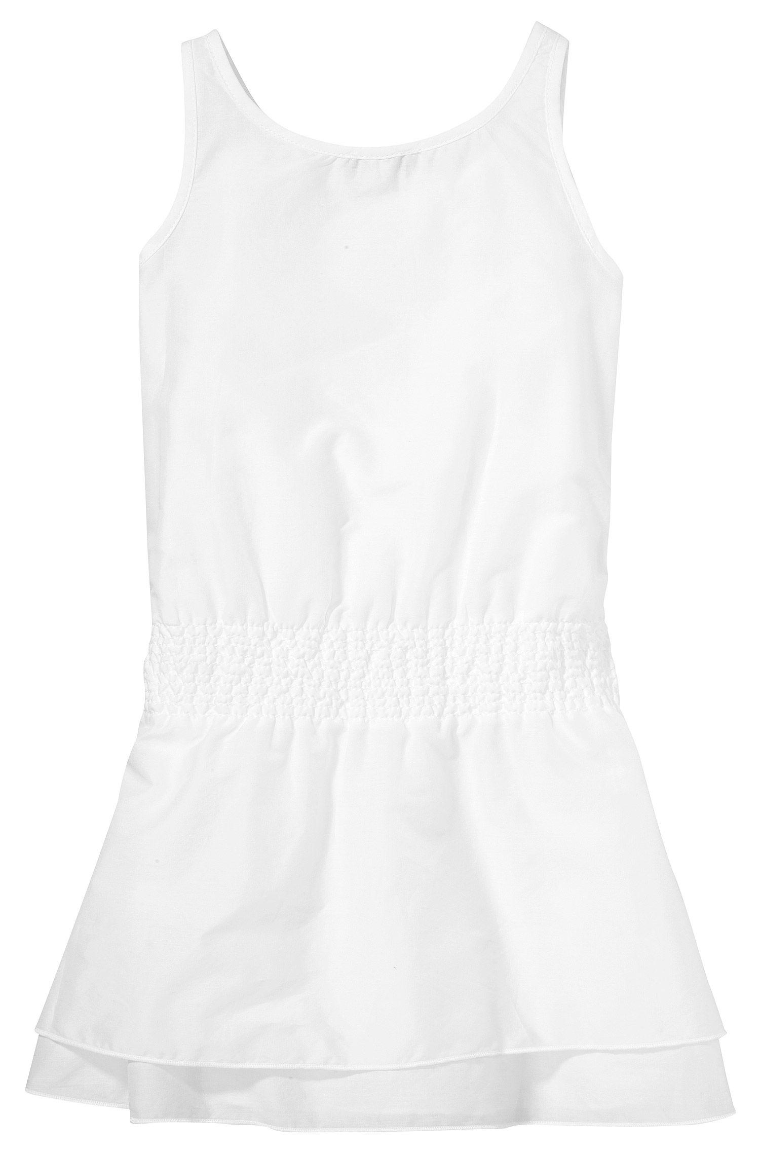Robe pour enfant «J12122» en coton